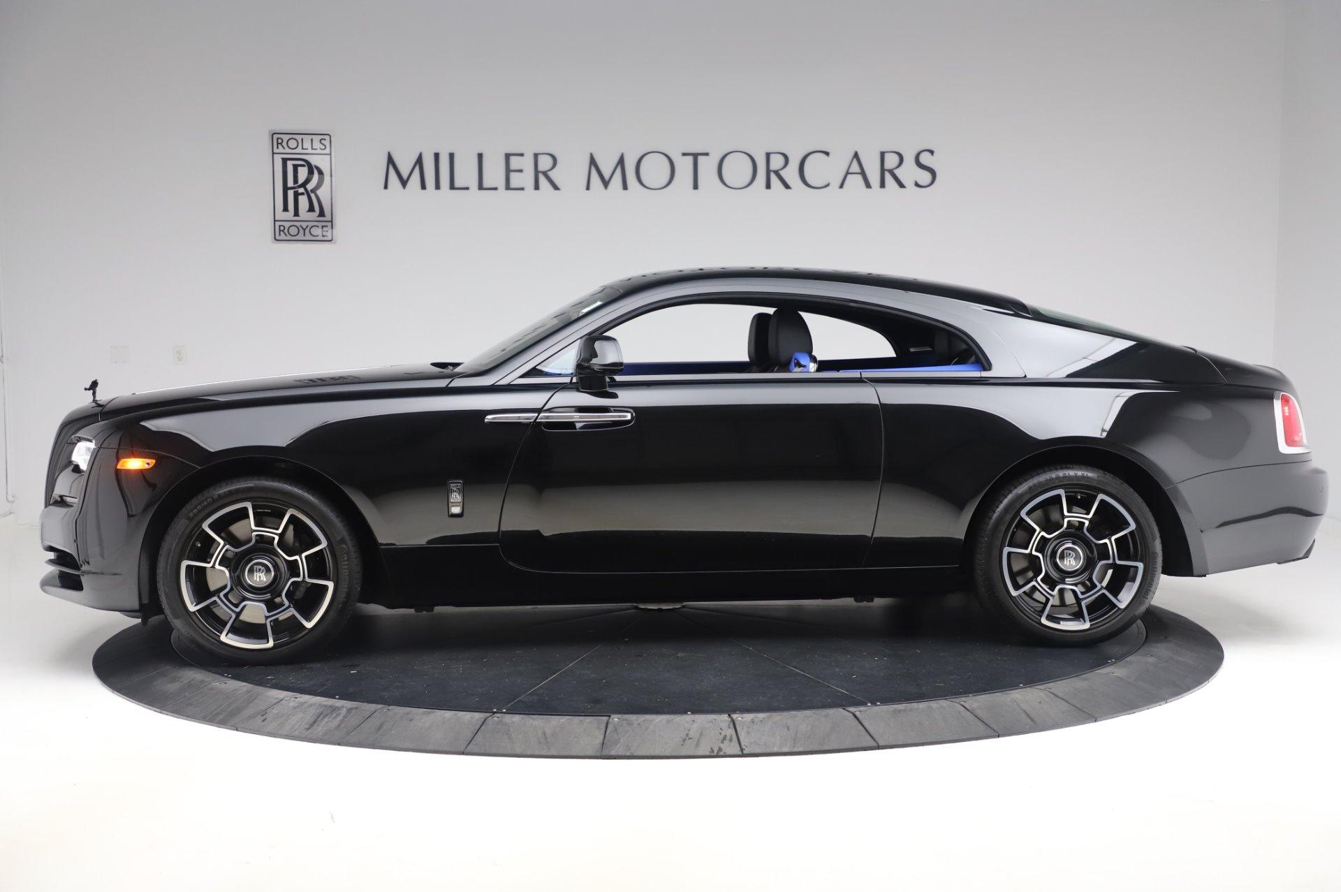 New 2017 Rolls-Royce Wraith Black Badge   Greenwich, CT