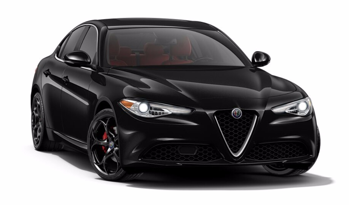 new 2017 alfa romeo giulia ti q4 greenwich ct. Black Bedroom Furniture Sets. Home Design Ideas