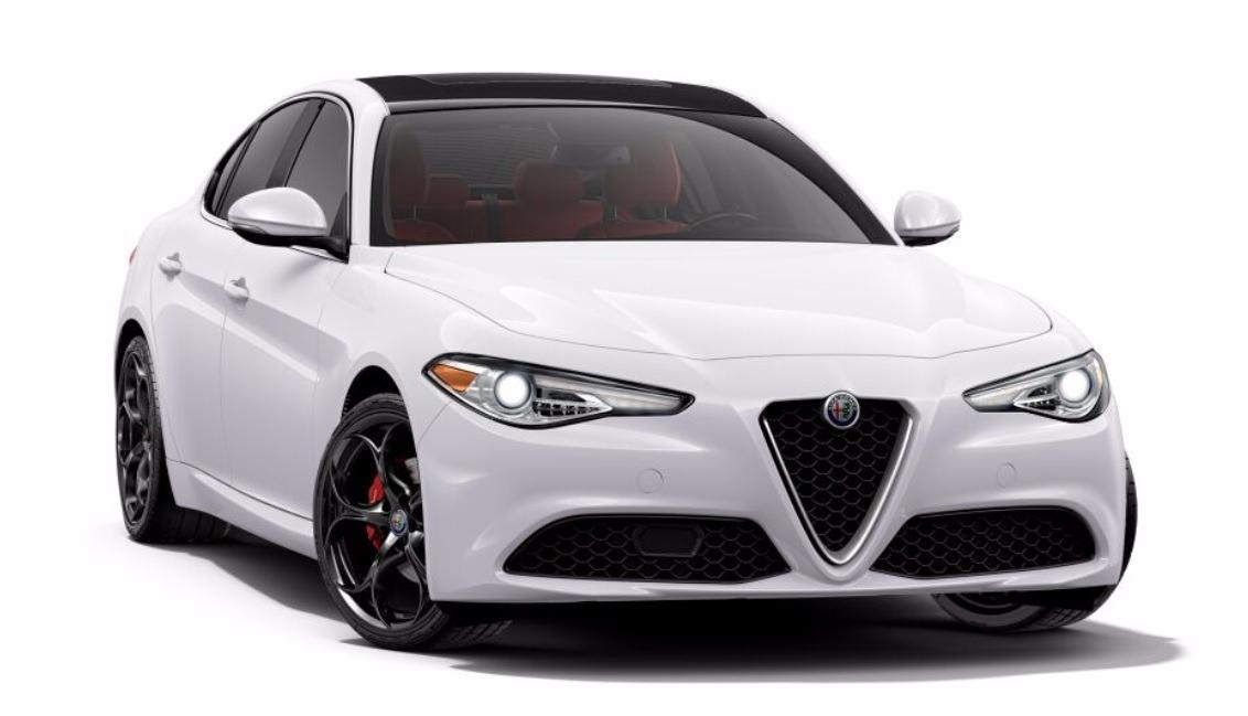 Alfa romeo lease ct 6
