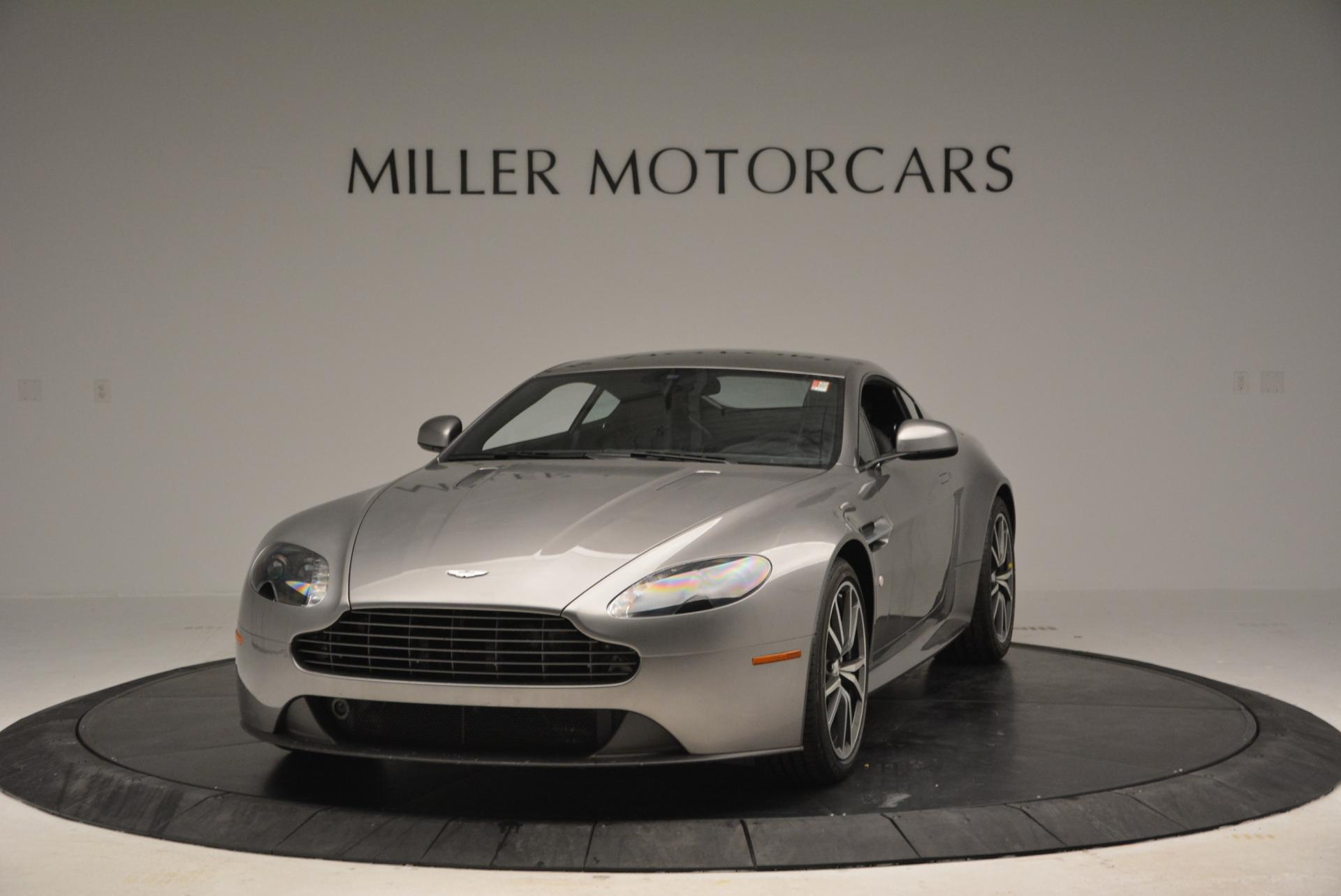 New 2016 Aston Martin Vantage Gt Greenwich Ct