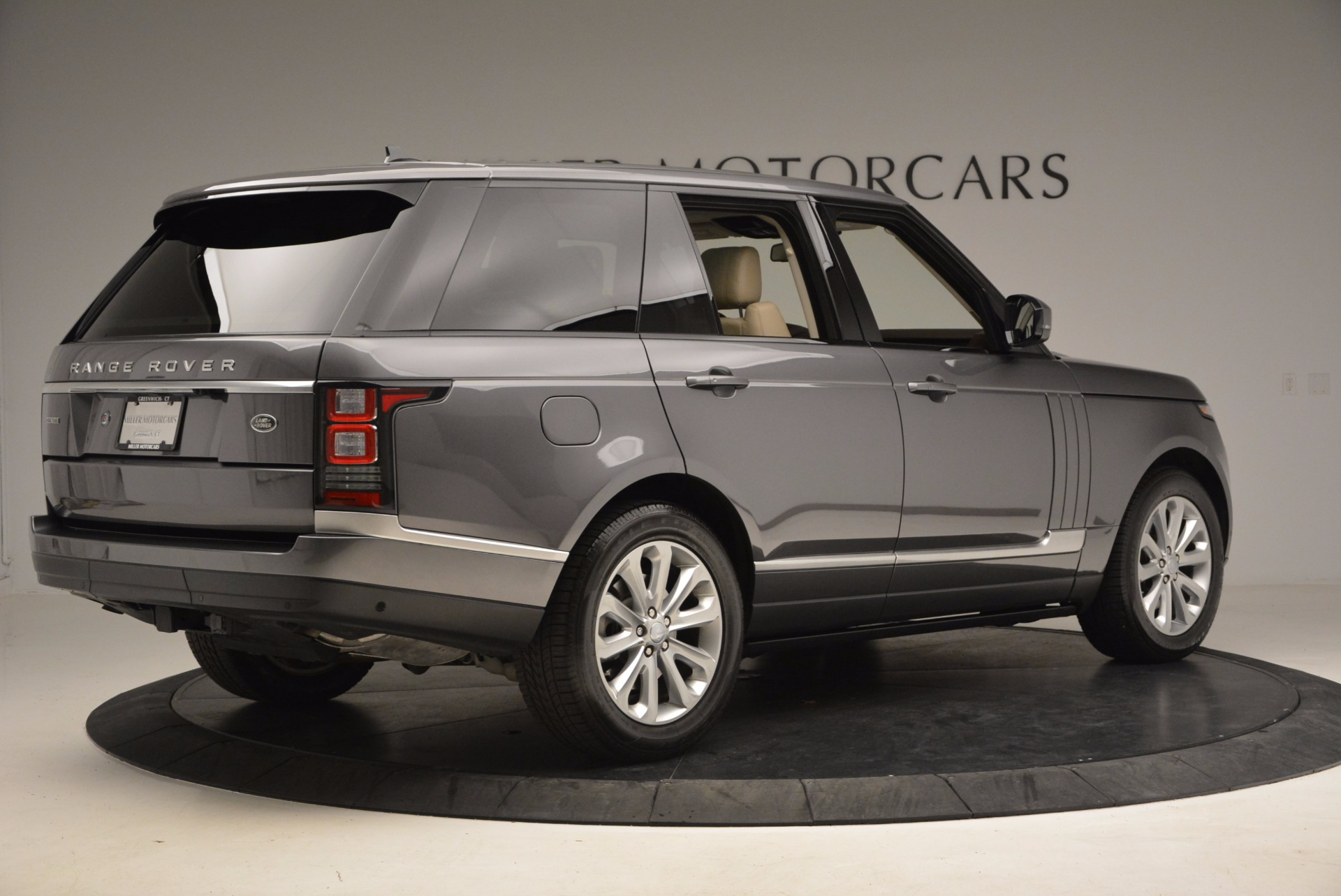 used 2016 land rover range rover hse td6 greenwich ct. Black Bedroom Furniture Sets. Home Design Ideas