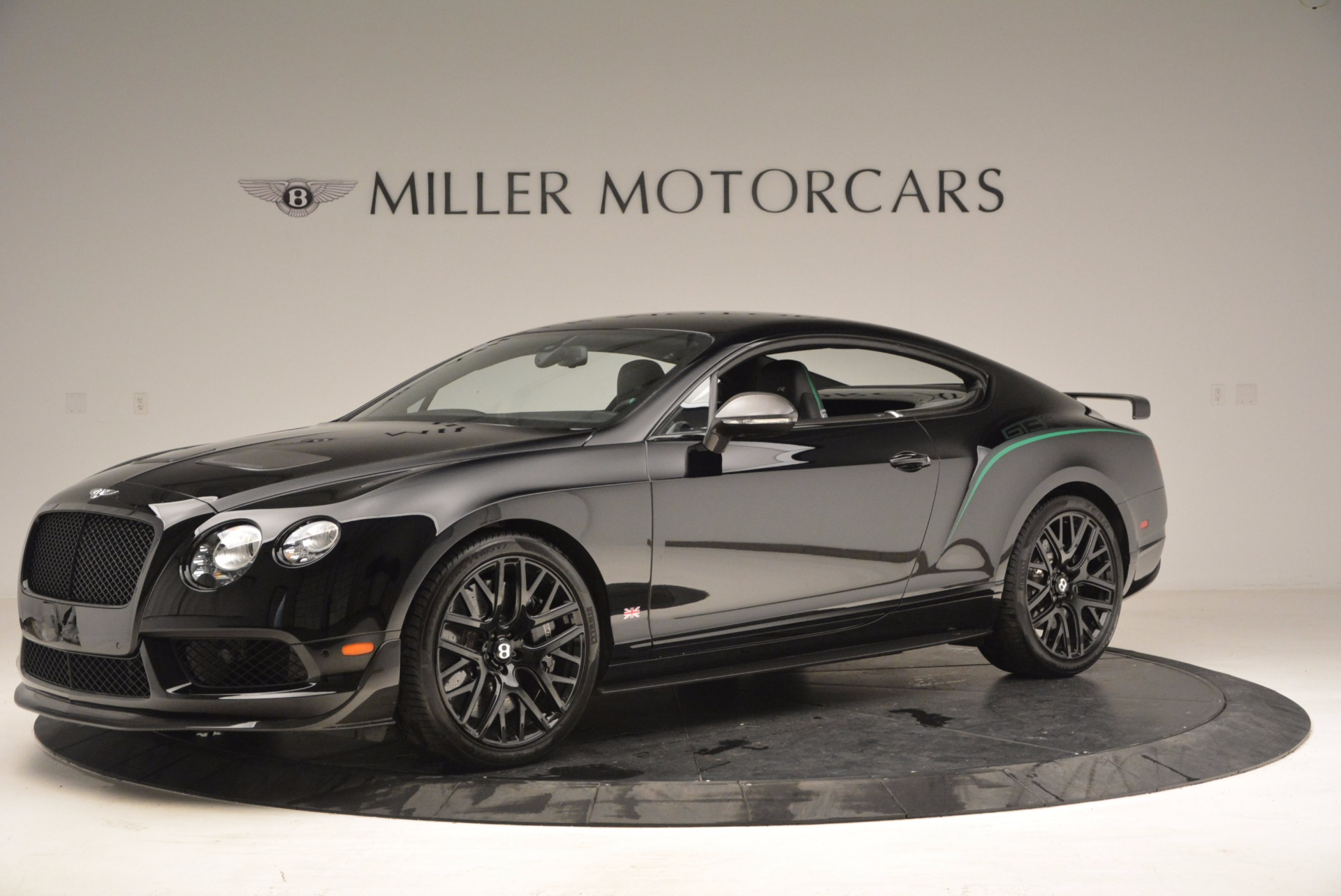 Pre Owned 2015 Bentley Continental Gt Gt3 R For Sale Miller Motorcars Stock 7167
