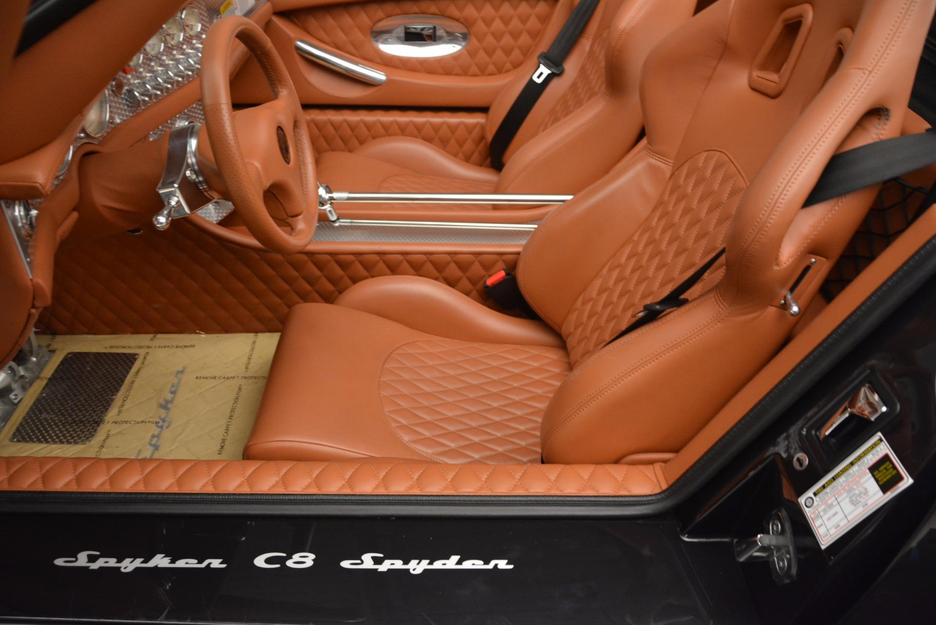 Used-2006-Spyker-C8-Spyder