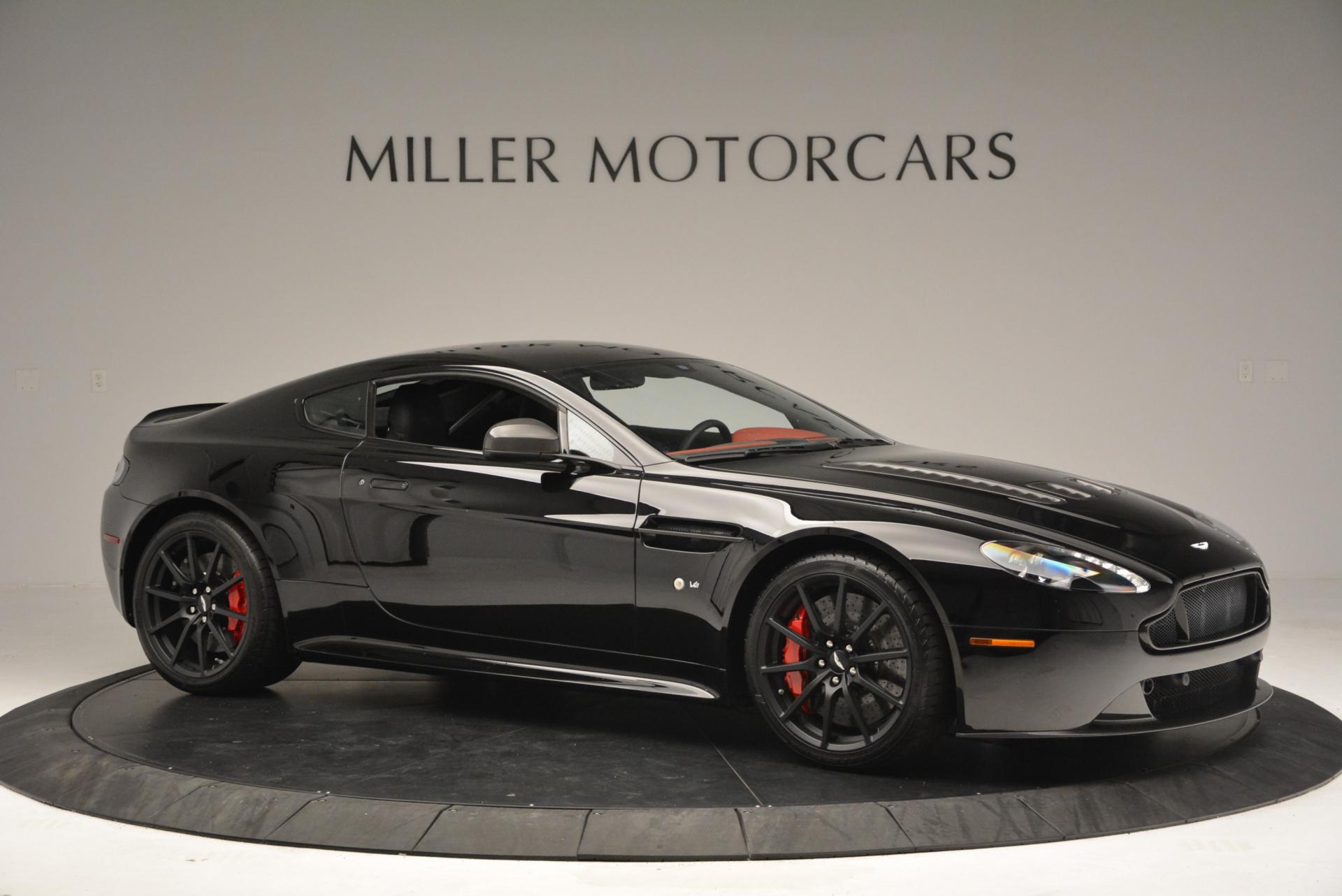 New 2015 Aston Martin V12 Vantage S For Sale Miller Motorcars Stock A1154