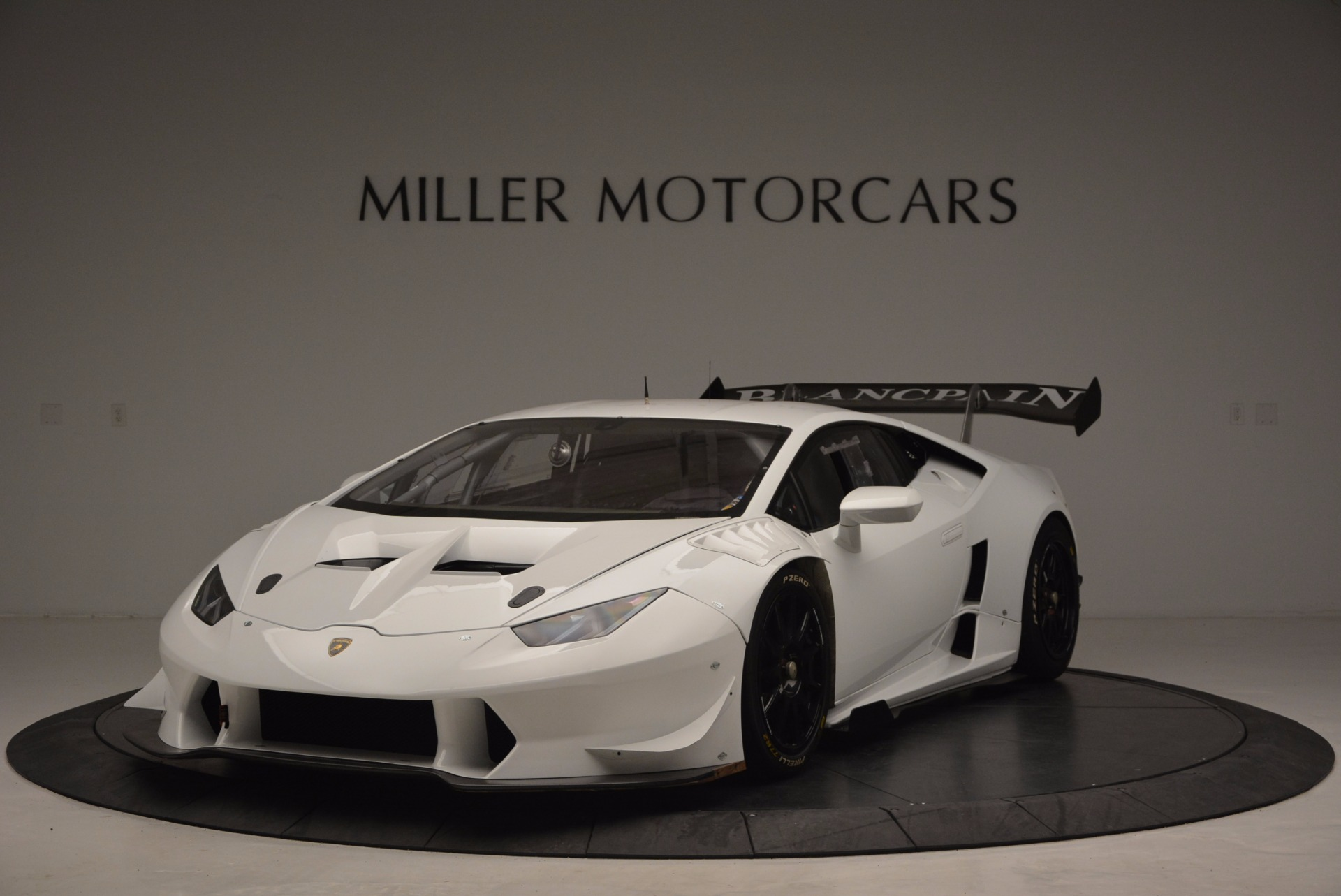 Used 2015 Lamborghini Huracan Lp 620 2 Super Trofeo For Sale