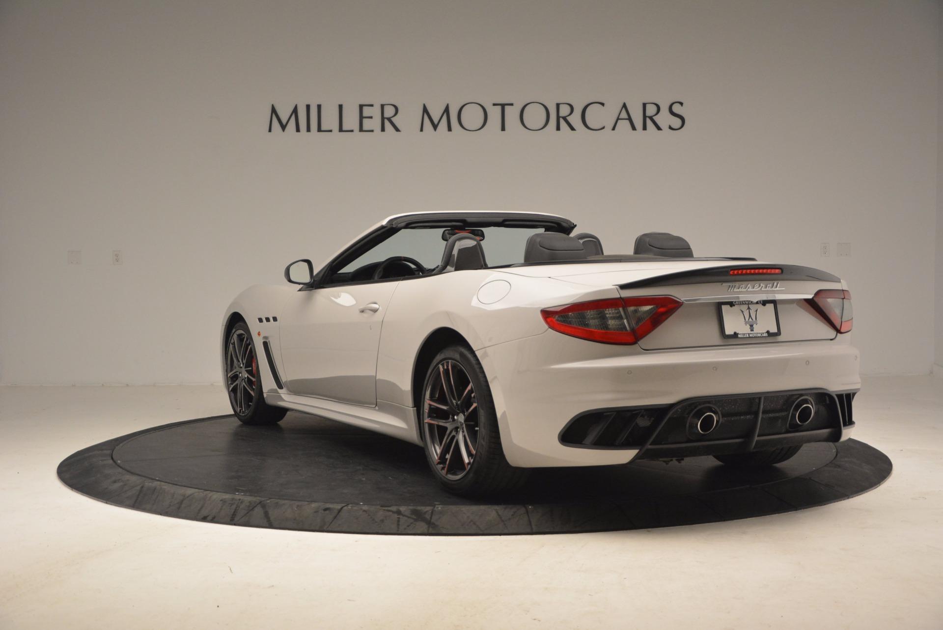 Used-2015-Maserati-GranTurismo-MC-Centennial