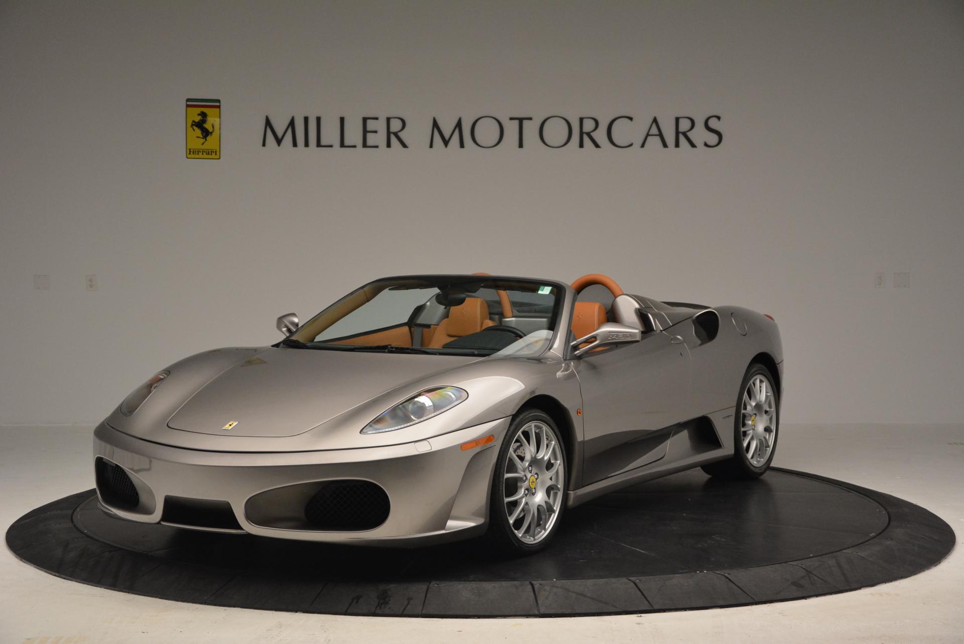 Used-2005-Ferrari-F430-Spider-6-Speed-Manual
