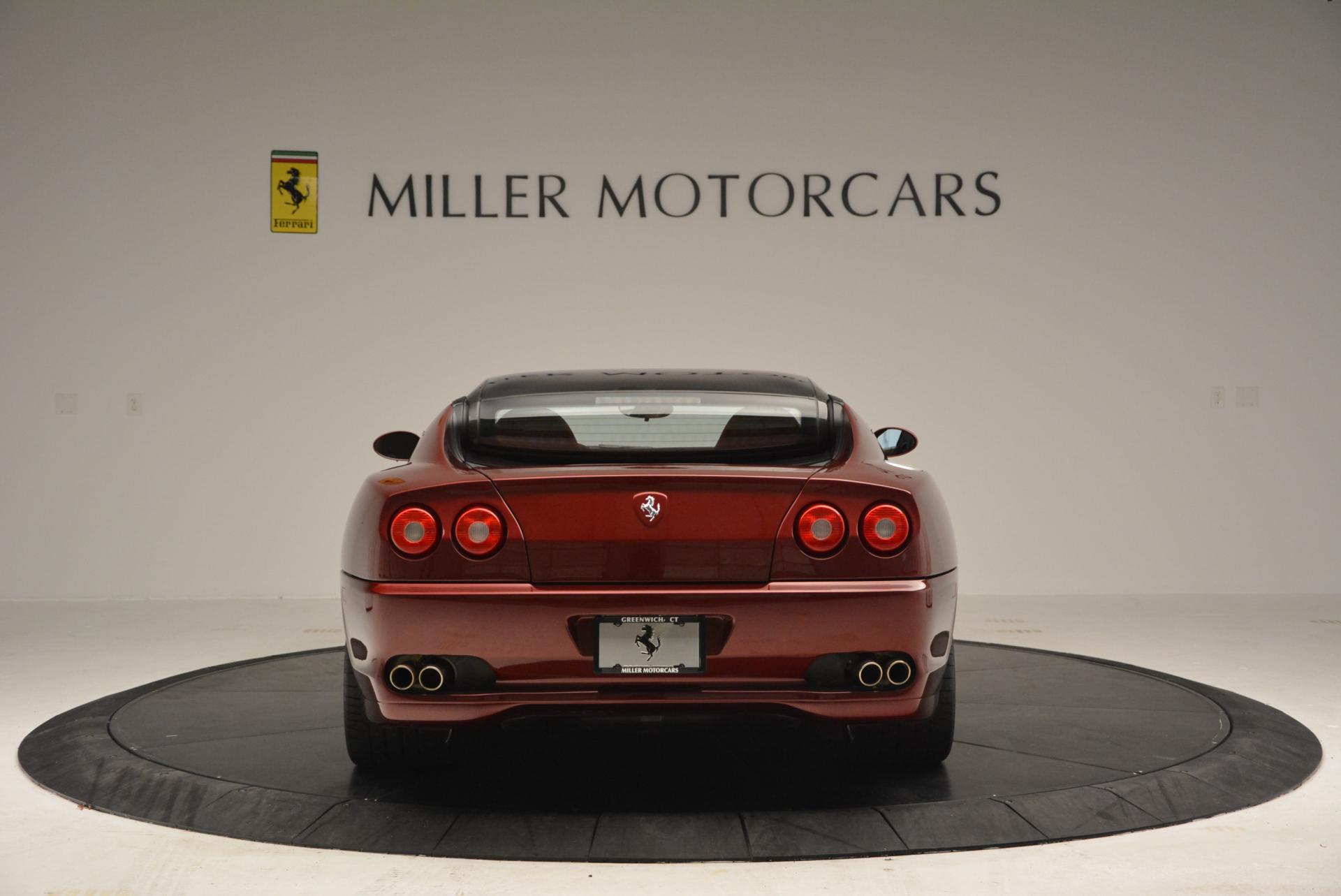 Used-2005-Ferrari-Superamerica