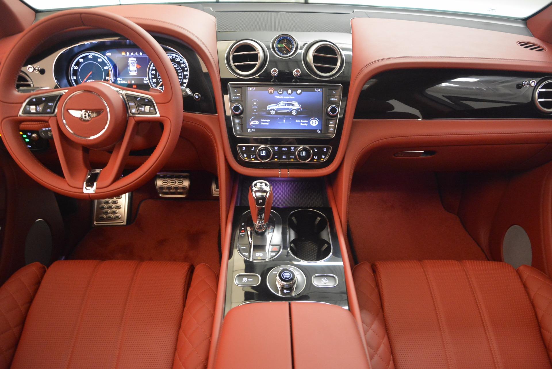 New 2018 Bentley Bentayga Black Edition For Sale Miller Motorcars Stock B1281