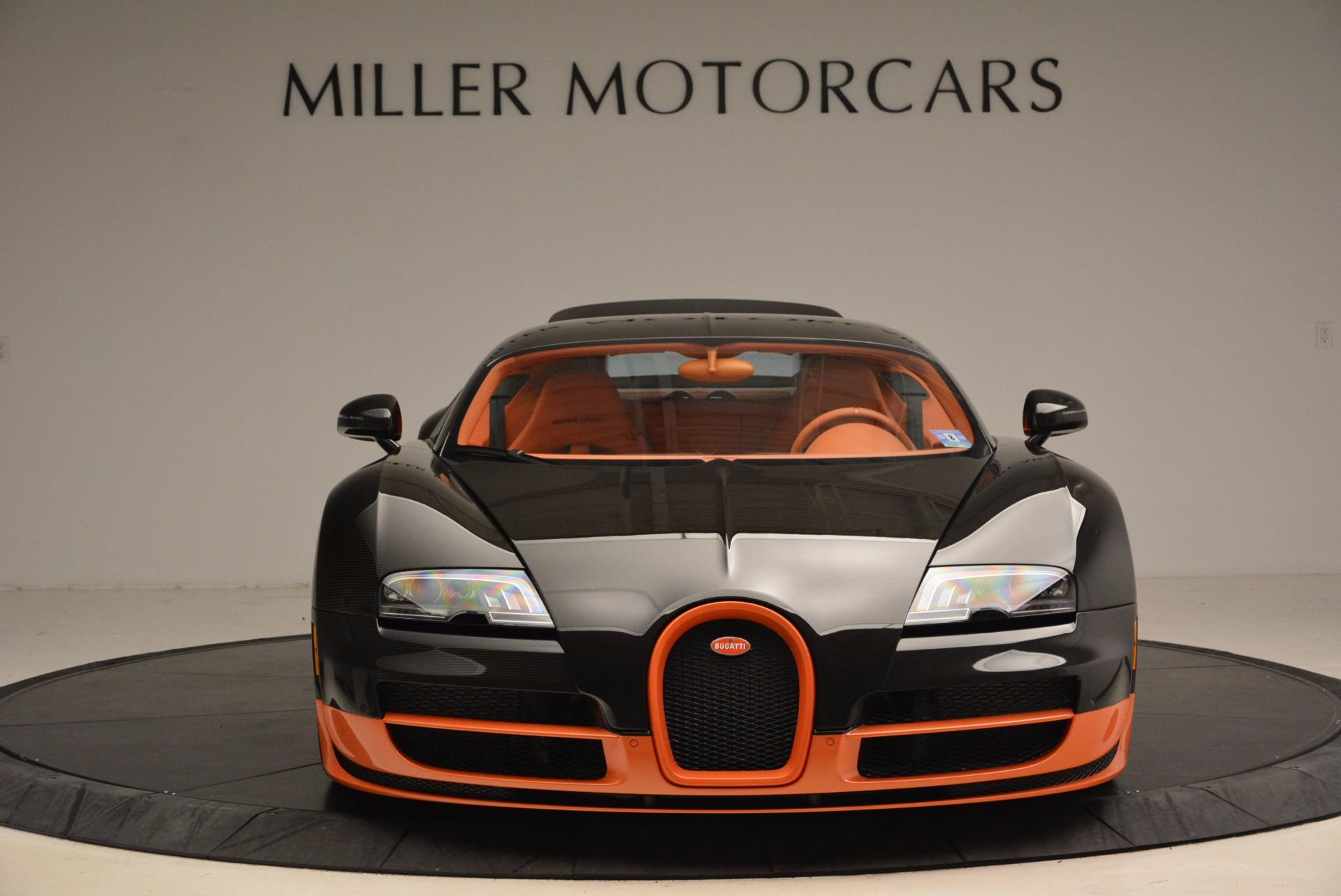 Bugatti Super Sport >> Pre Owned 2012 Bugatti Veyron 16 4 Super Sport For Sale