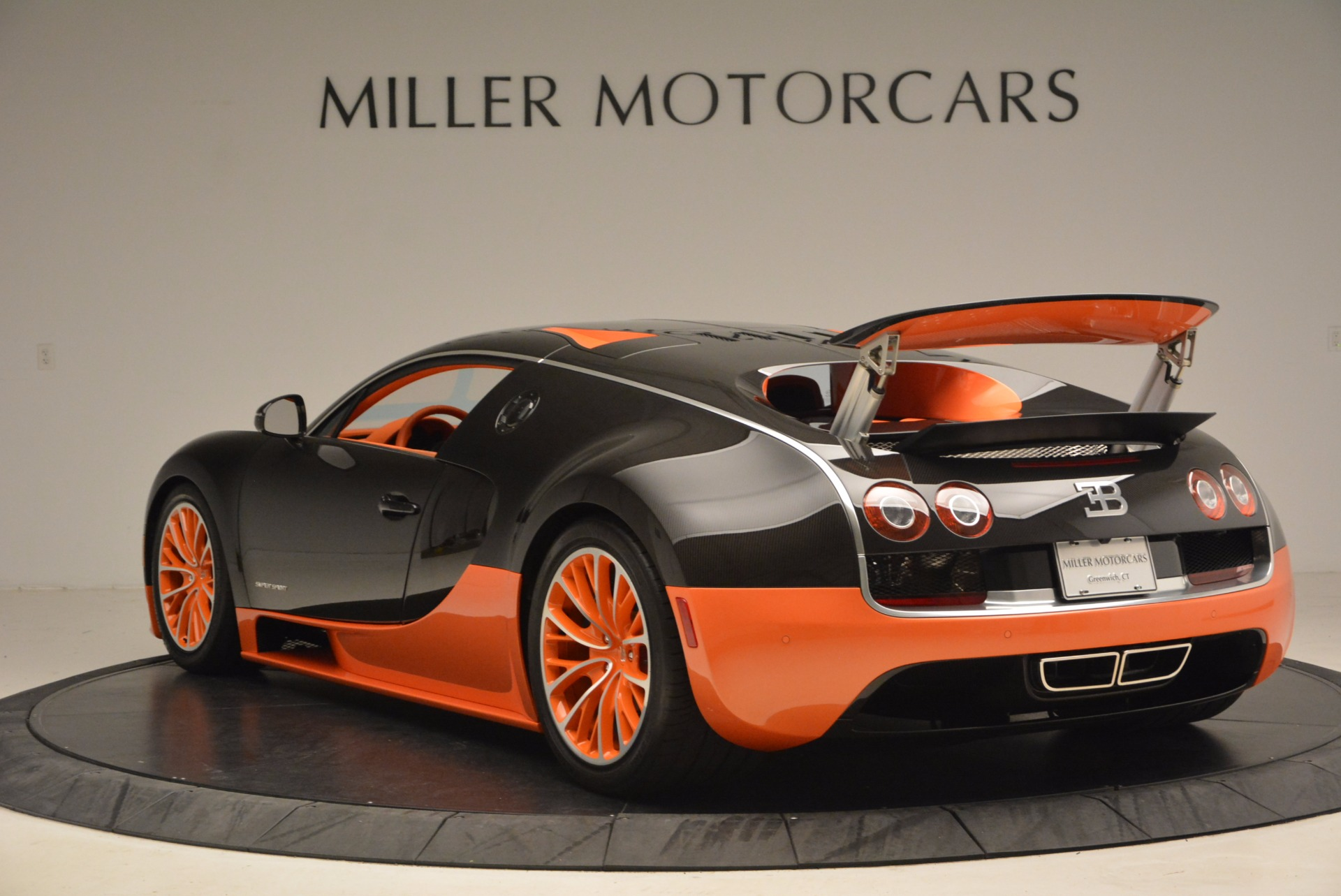 Pre-Owned 2012 Bugatti Veyron 16.4 Super Sport For Sale () | Miller Motorcars Stock #7244C