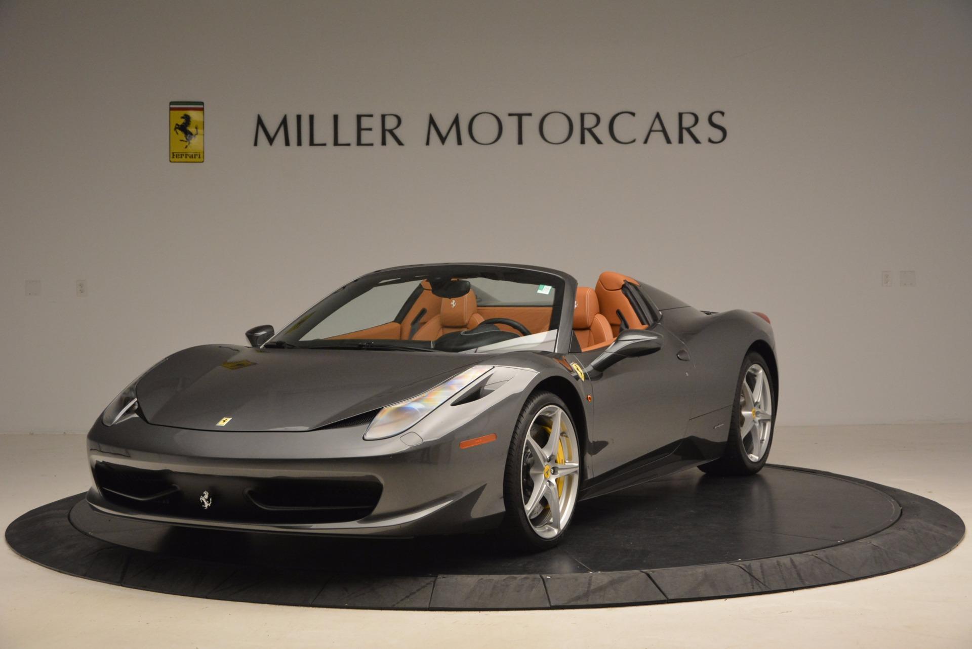Used-2015-Ferrari-458-Spider