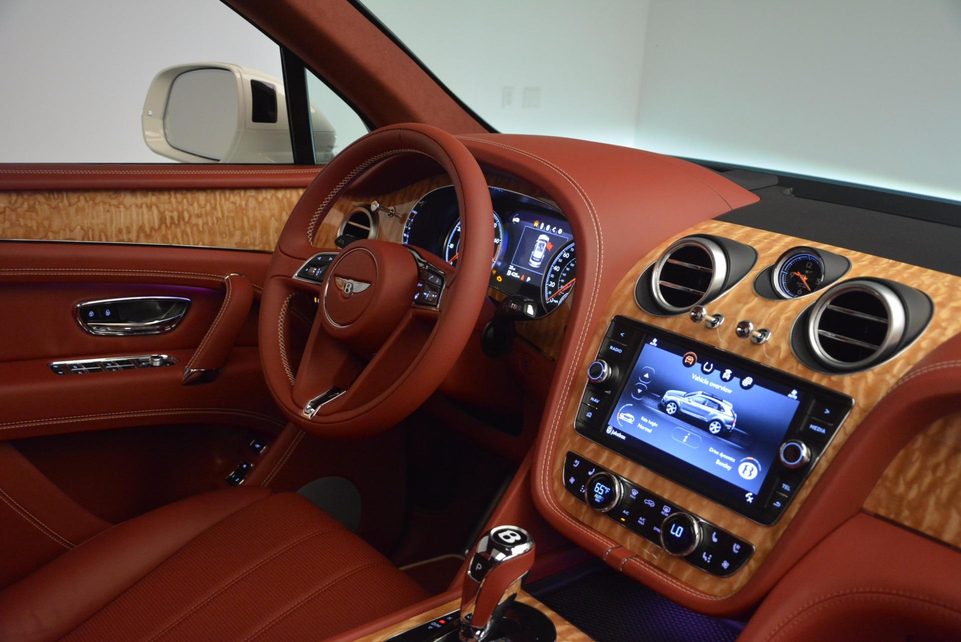 New 2018 Bentley Bentayga Onyx Edition For Sale Miller Motorcars Stock B1285