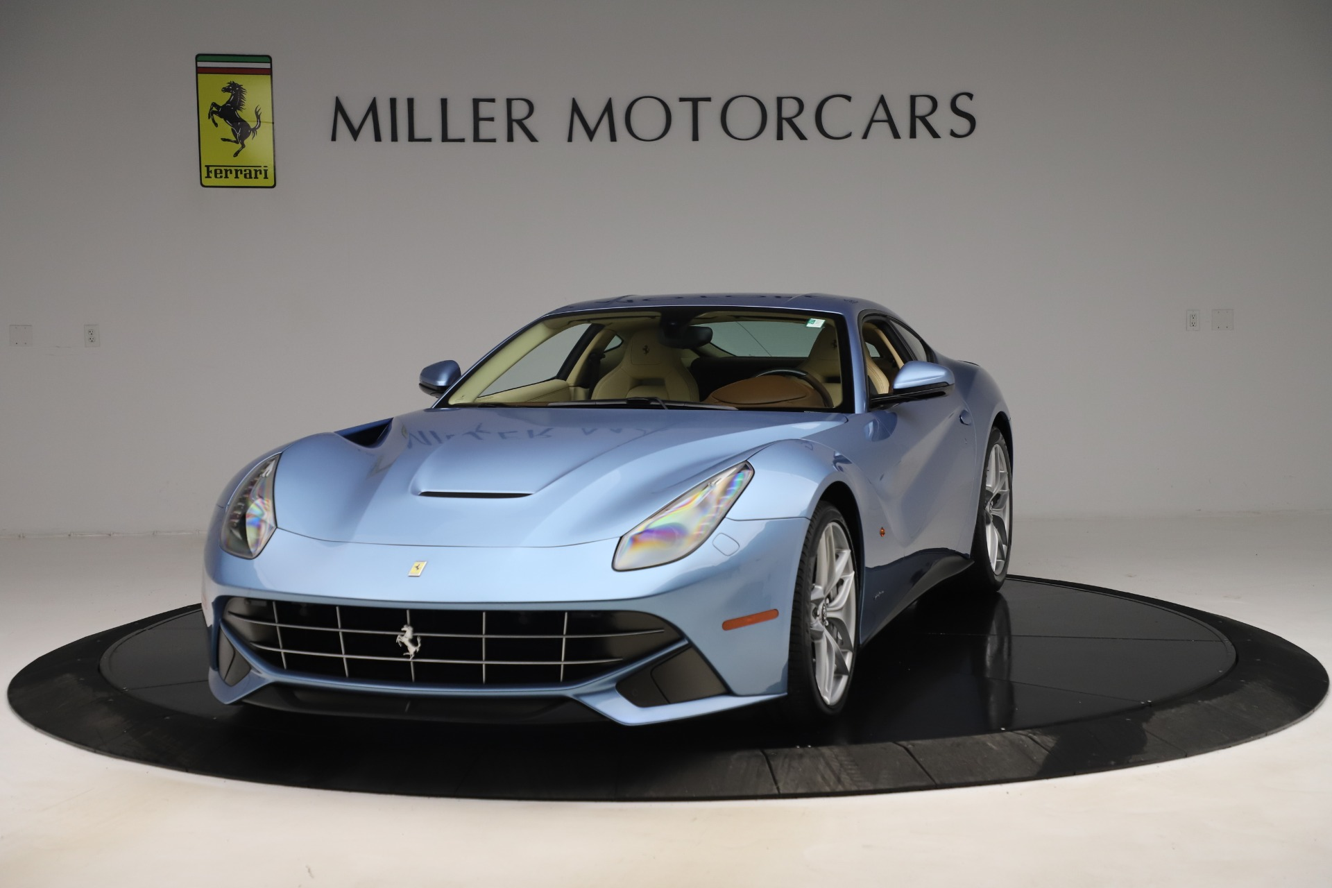 Used 2015 Ferrari F12 Berlinetta For Sale Miller