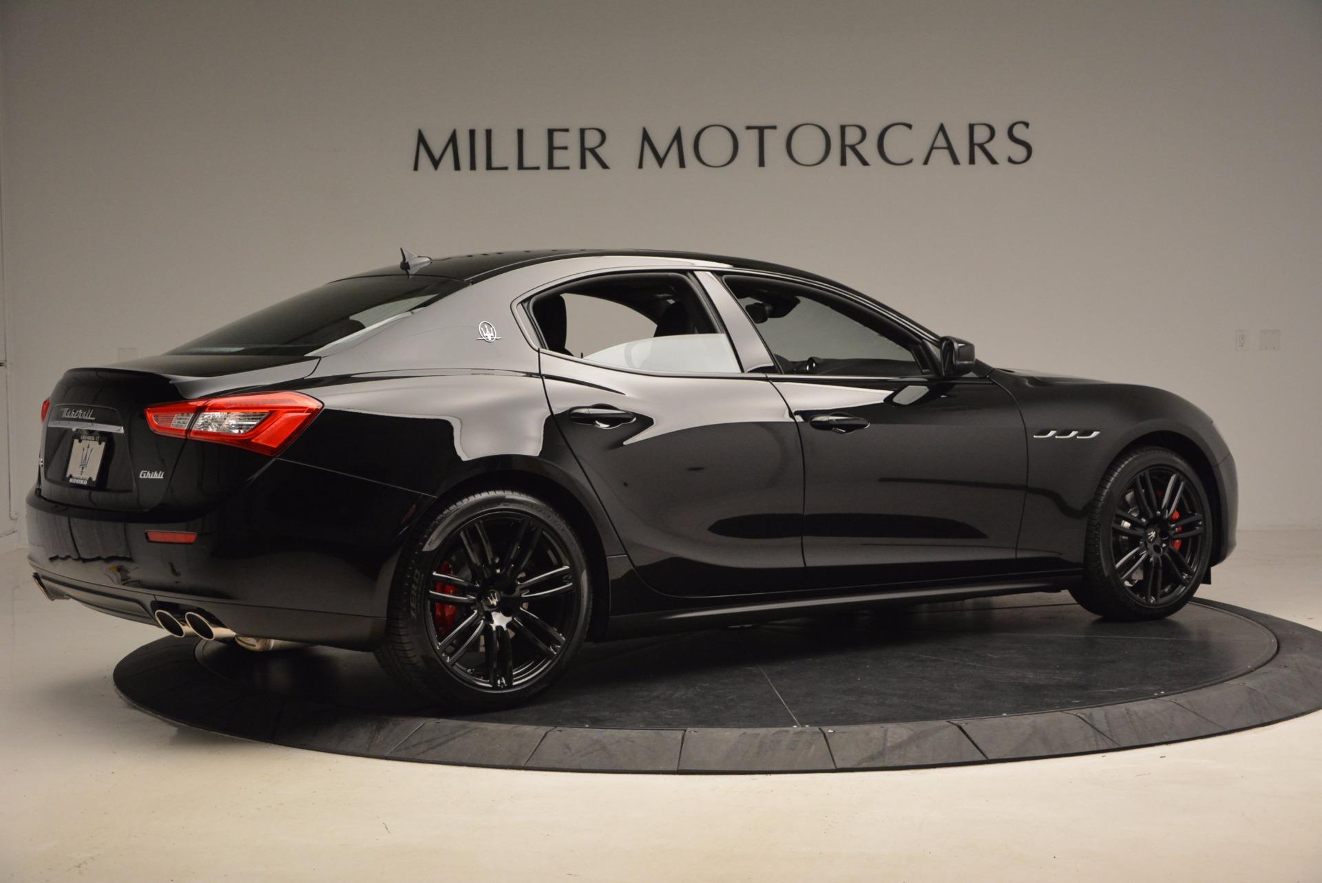 New 2017 Maserati Ghibli S Q4 For Sale () | Miller Motorcars Stock #M1902