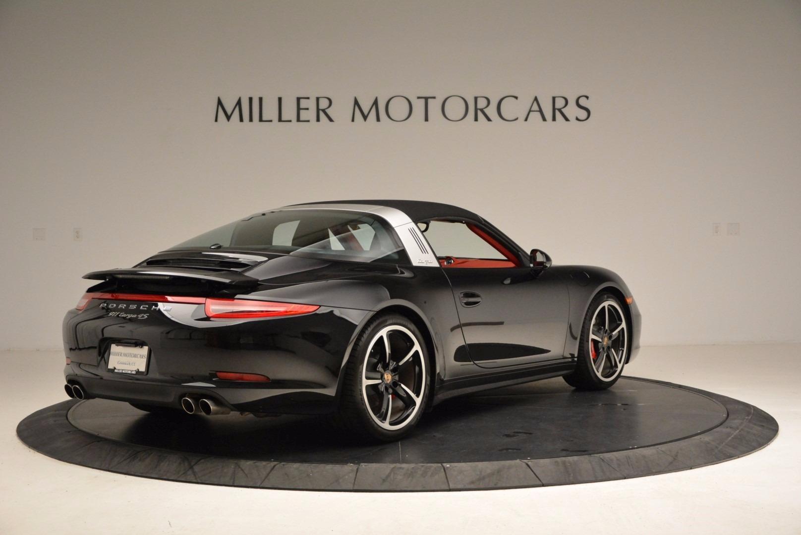 Used-2015-Porsche-911-Targa-4S