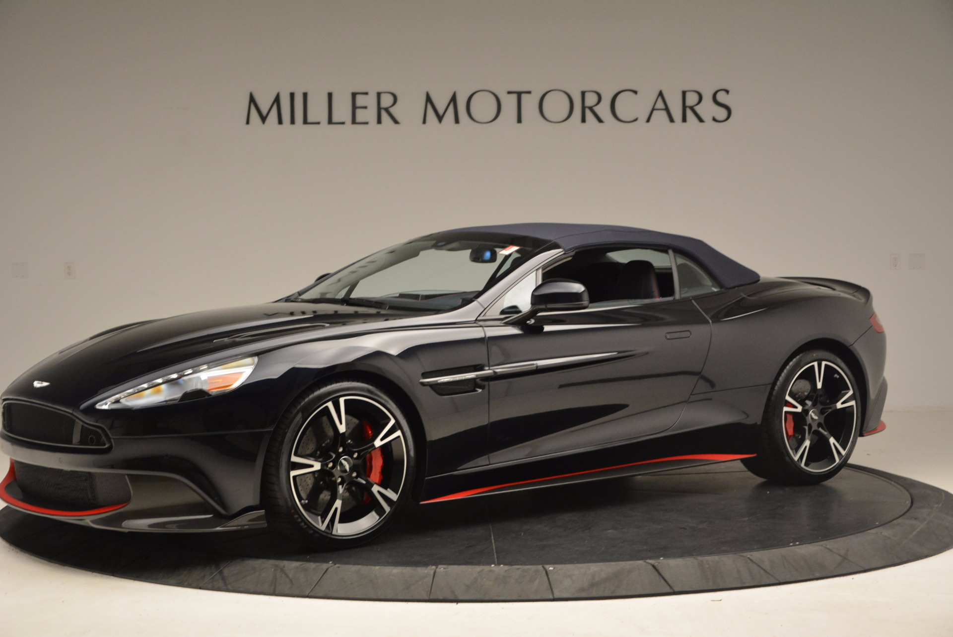New 2018 Aston Martin Vanquish S Volante For Sale Miller Motorcars Stock A1249
