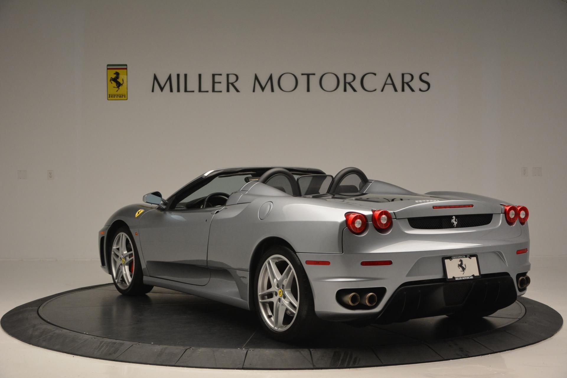 Used-2005-Ferrari-F430-Spider