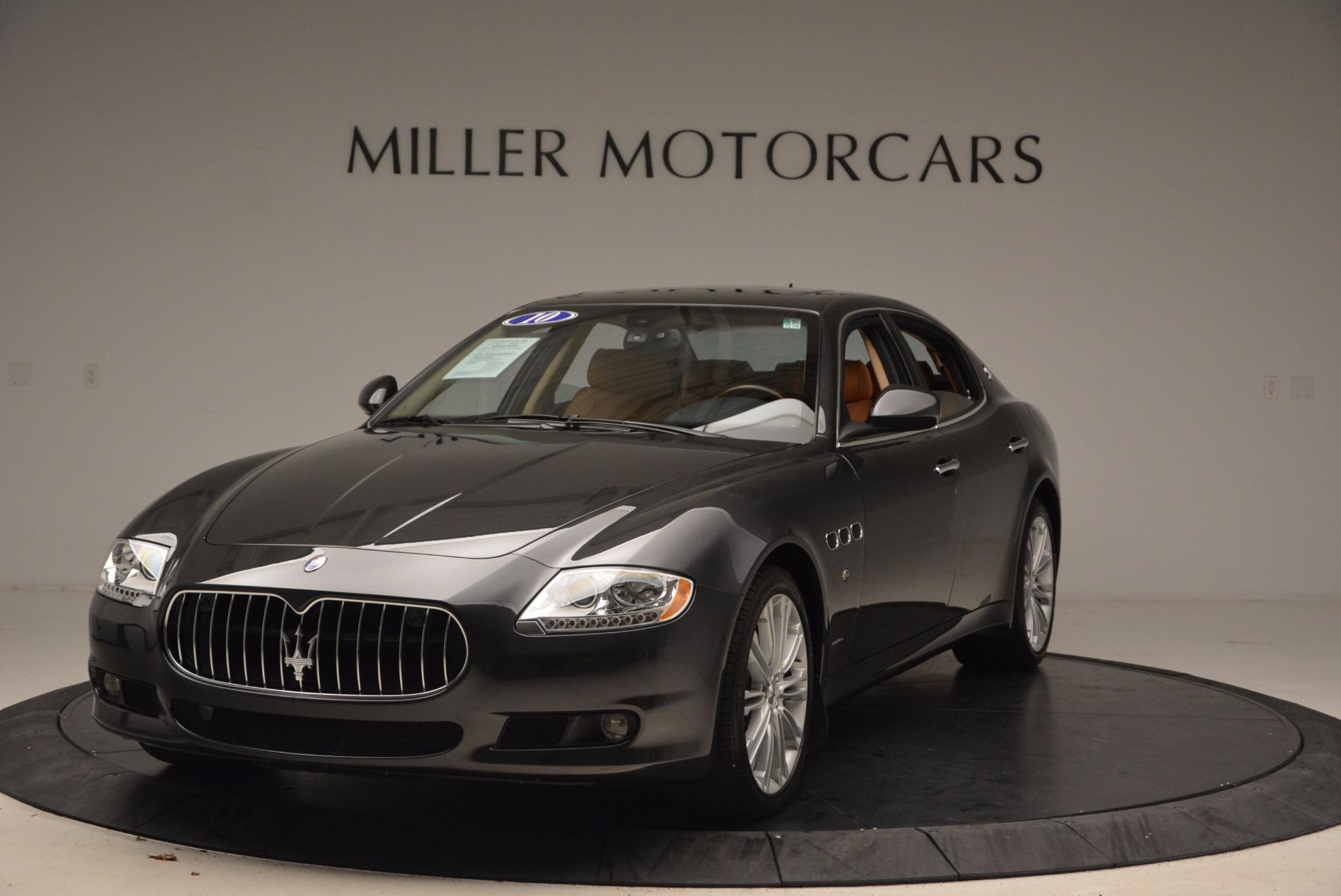 Used-2010-Maserati-Quattroporte-S