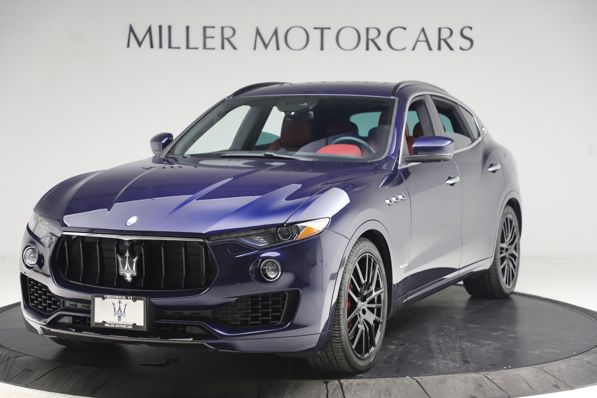 New-2018-Maserati-Levante-S-GranSport