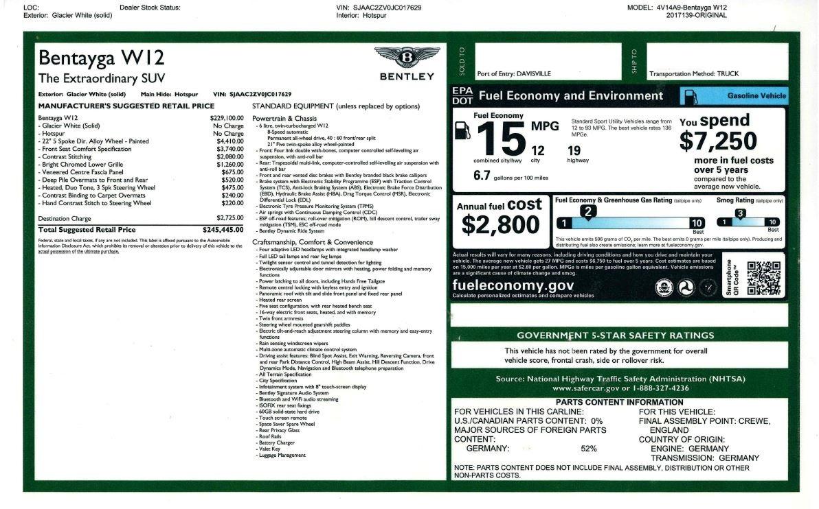 Used-2018-Bentley-Bentayga-Signature