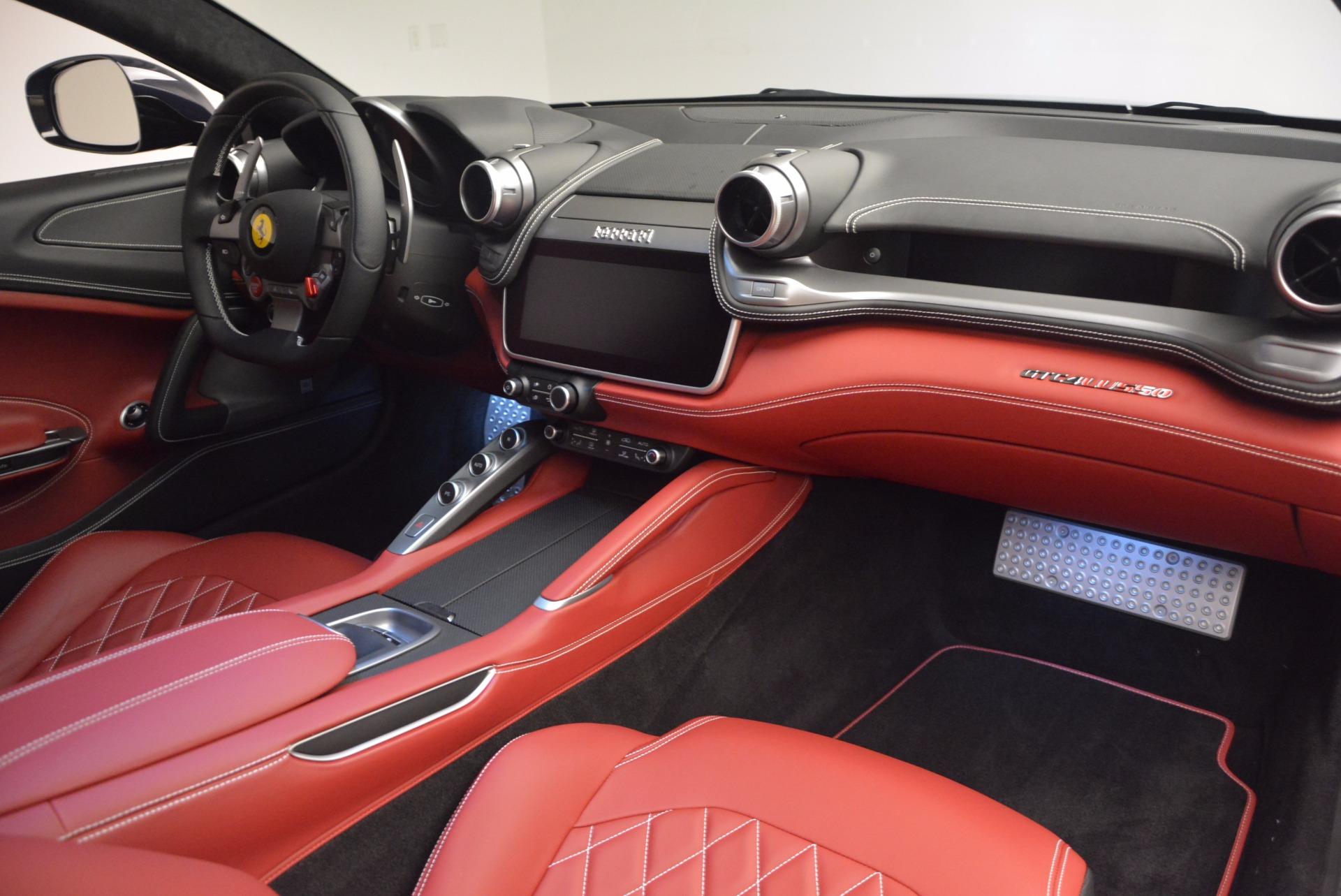Pre Owned 2017 Ferrari Gtc4lusso For Sale Miller Motorcars Stock 4422