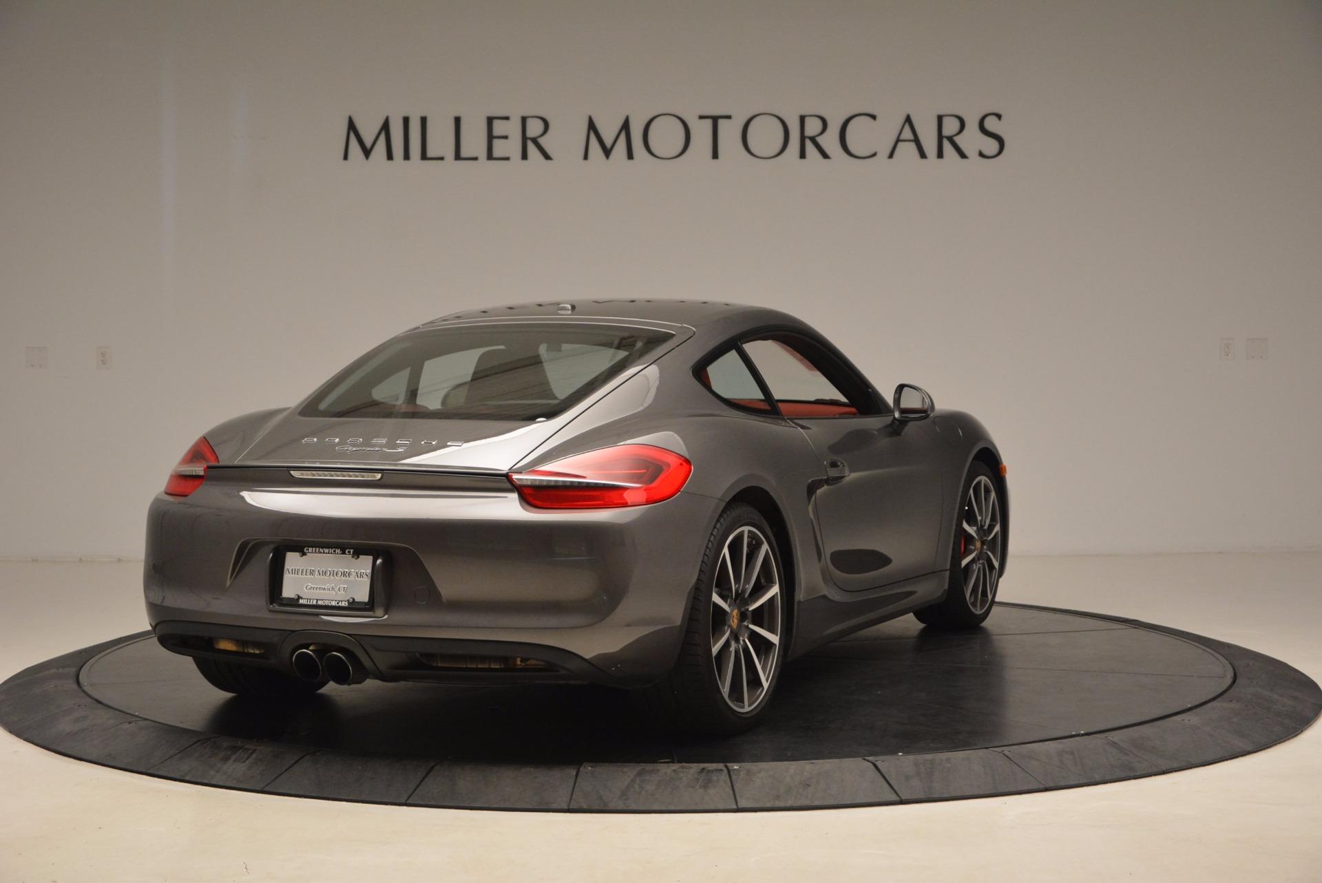 Used-2014-Porsche-Cayman-S-S