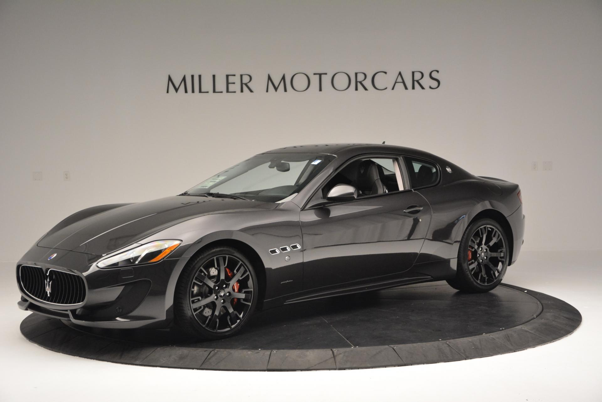 New-2016-Maserati-GranTurismo-Sport