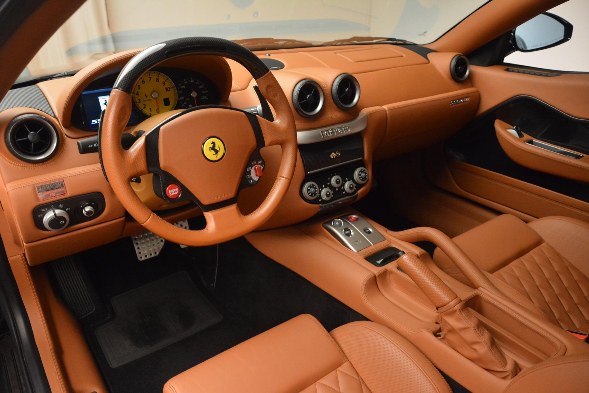 Pre Owned 2008 Ferrari 599 Gtb Fiorano For Sale Miller Motorcars Stock 4434