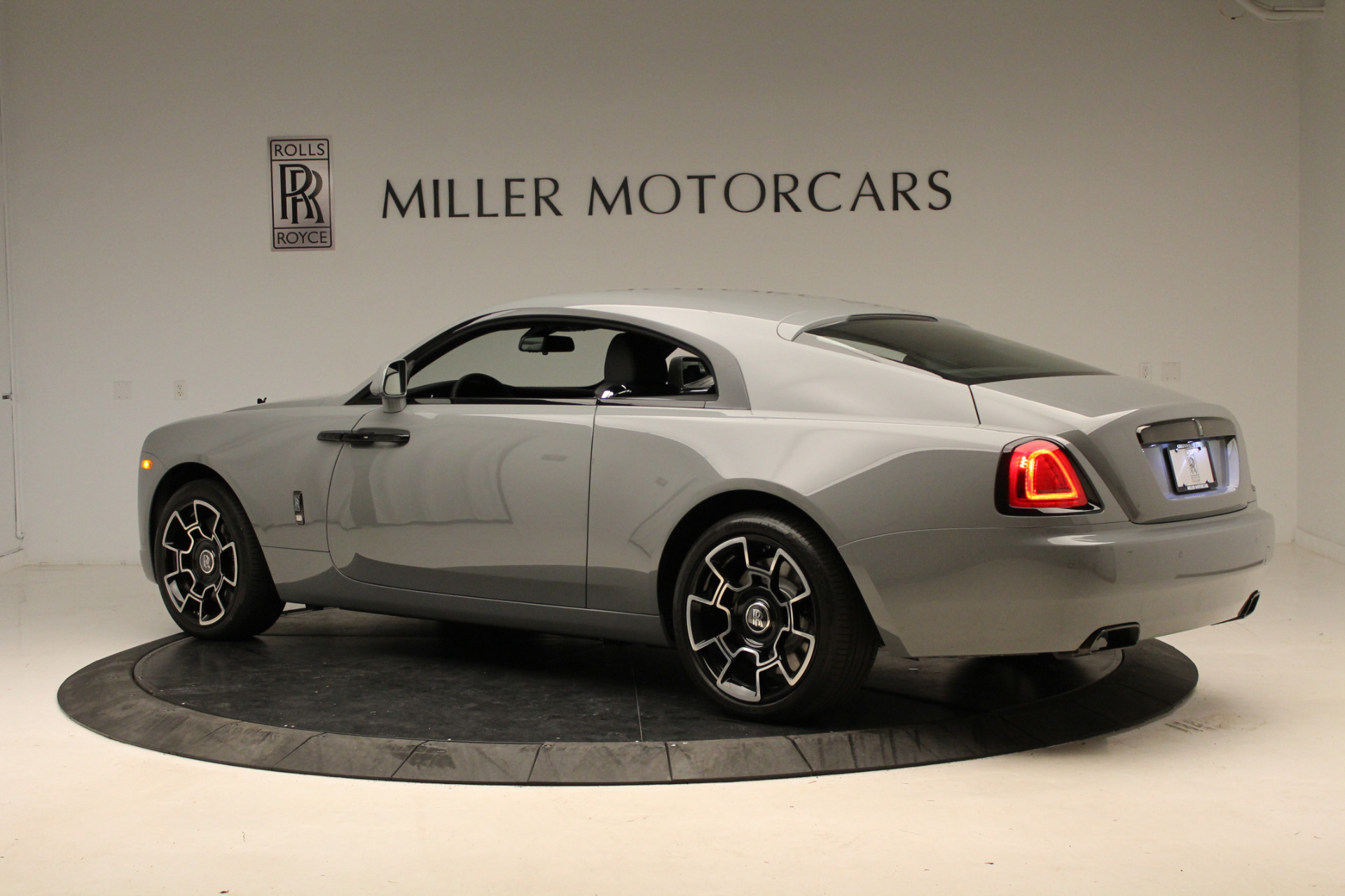 New 2018 Rolls Royce Wraith Black Badge For Sale Miller Motorcars Stock R439