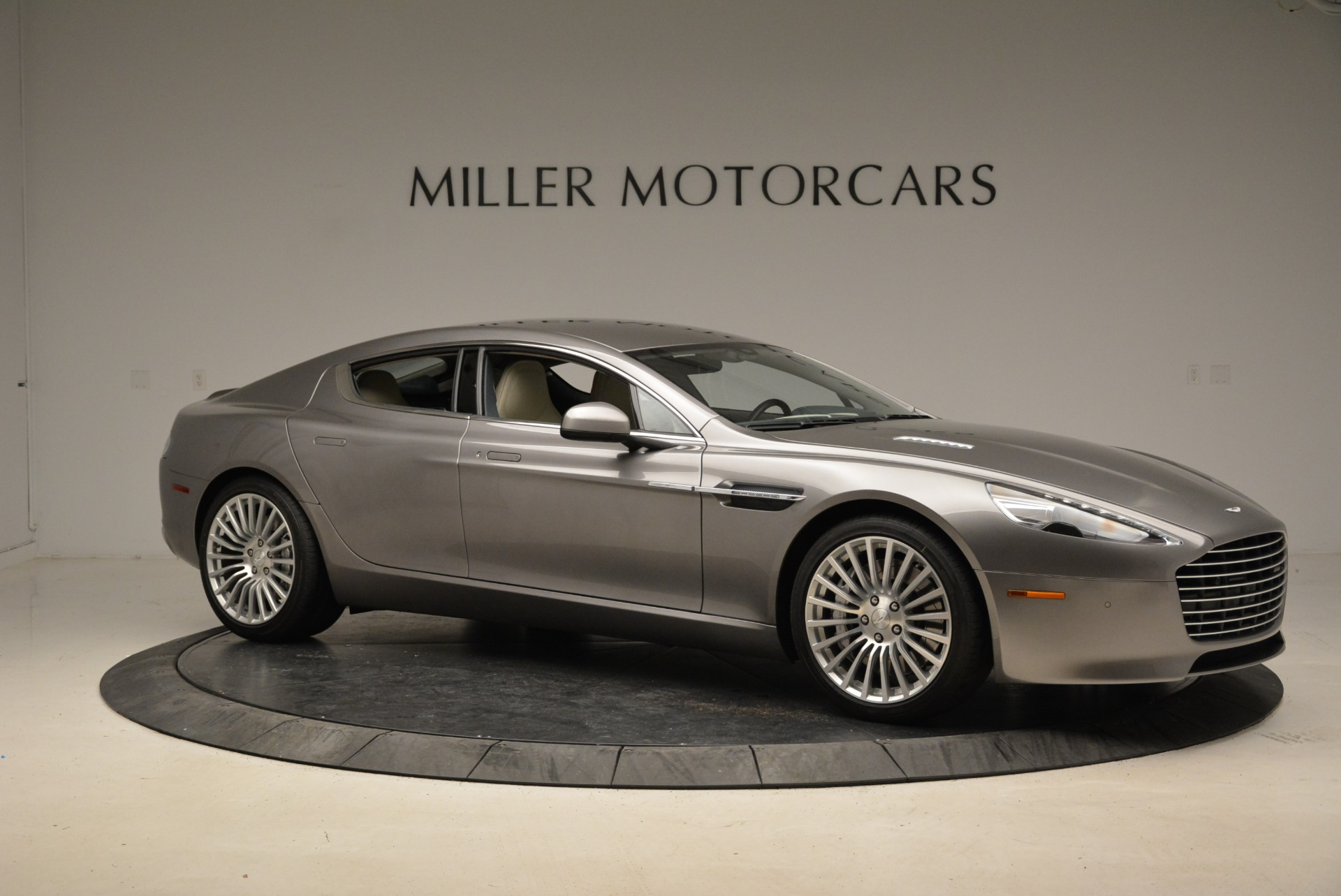 Pre Owned 2014 Aston Martin Rapide S For Sale Miller Motorcars Stock 7245a