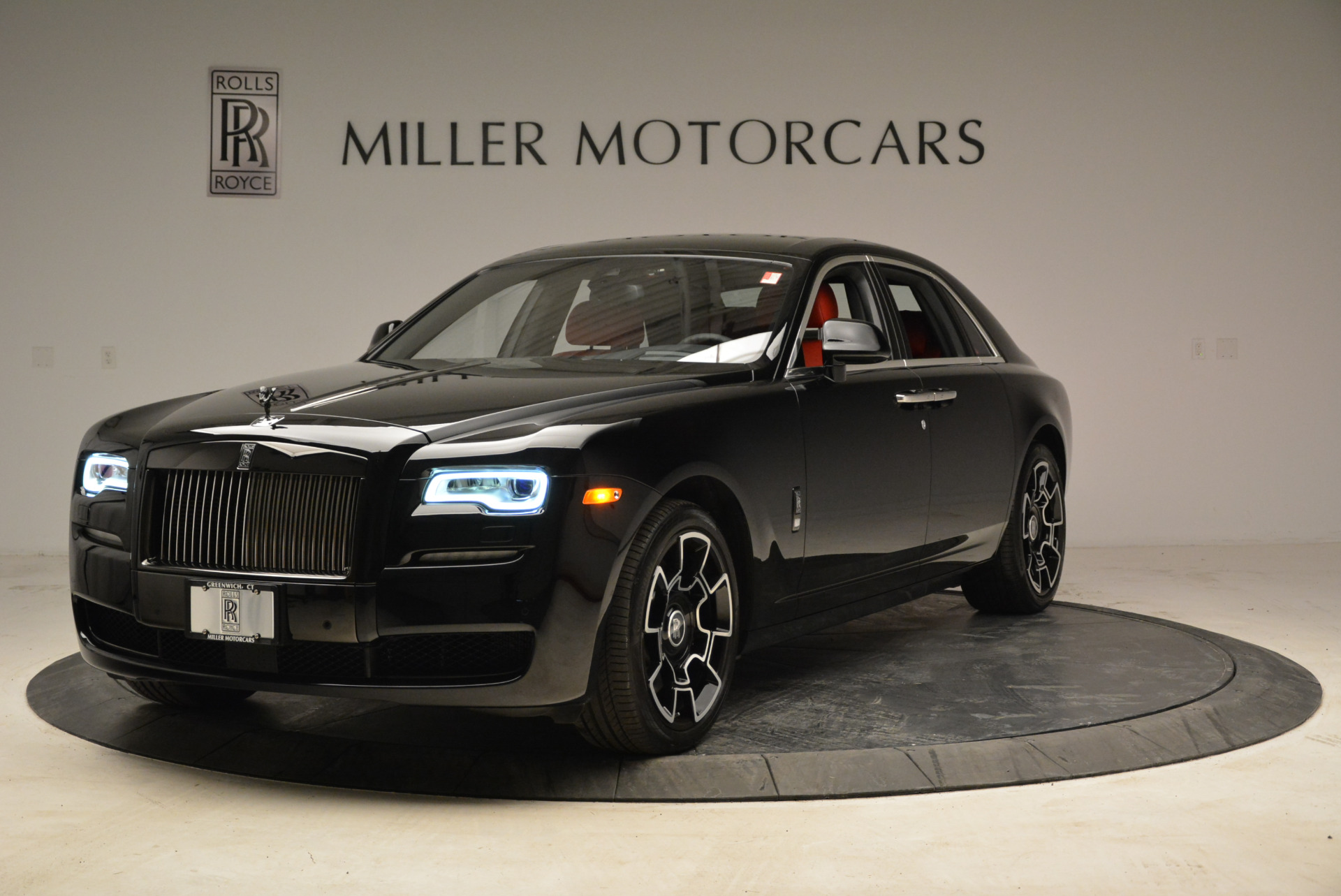 Pre-Owned 2017 Rolls-Royce Ghost Black Badge For Sale ...