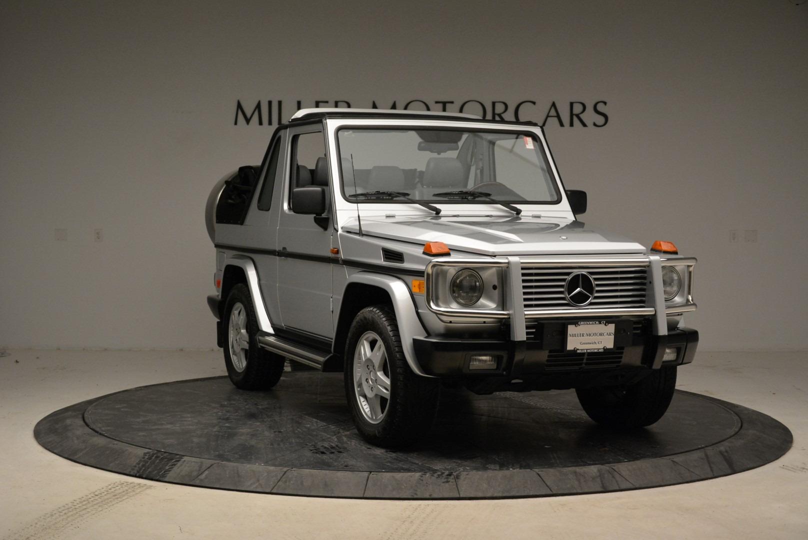 Used-1999-Mercedes-Benz-G500-Cabriolet