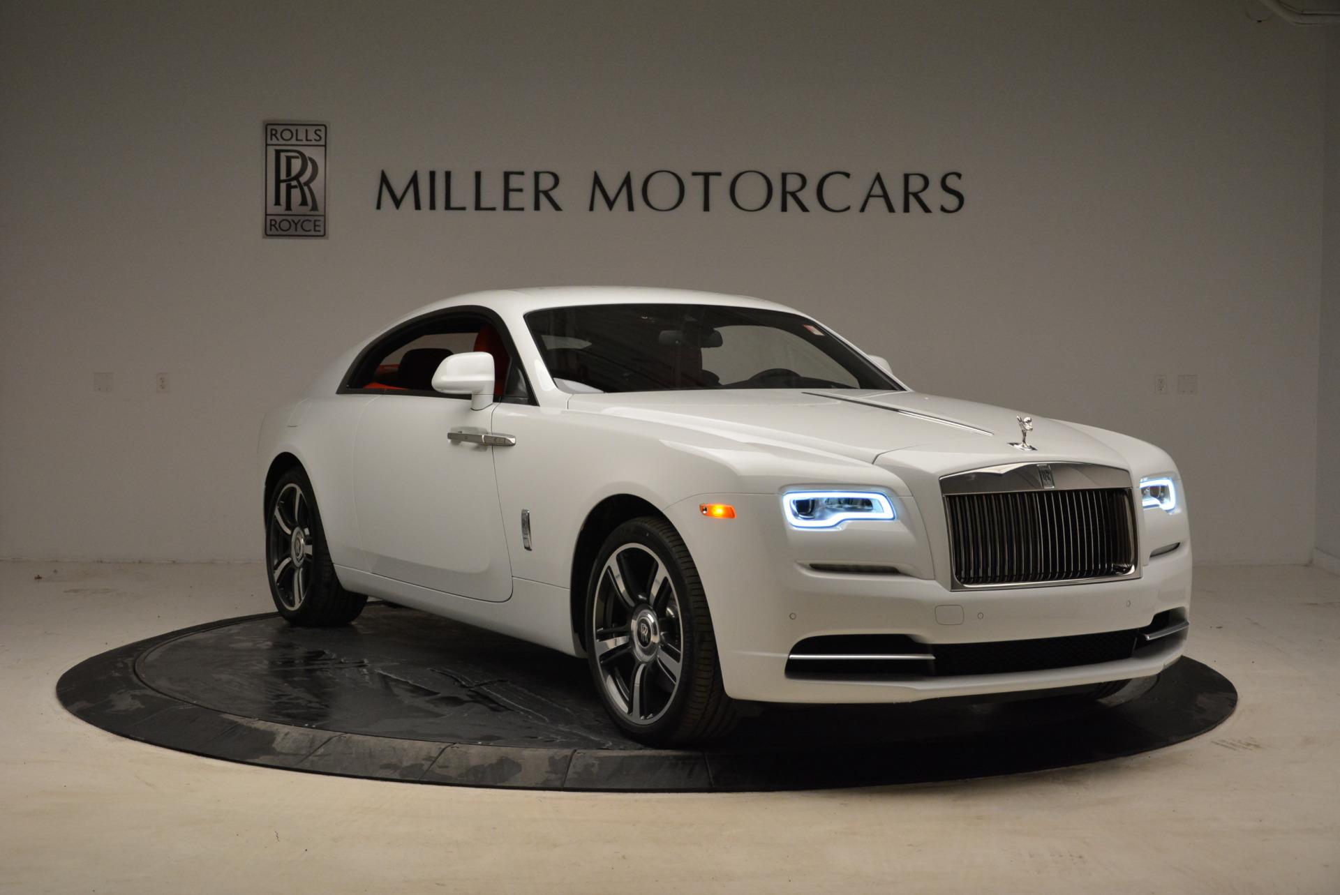 New-2018-Rolls-Royce-Wraith