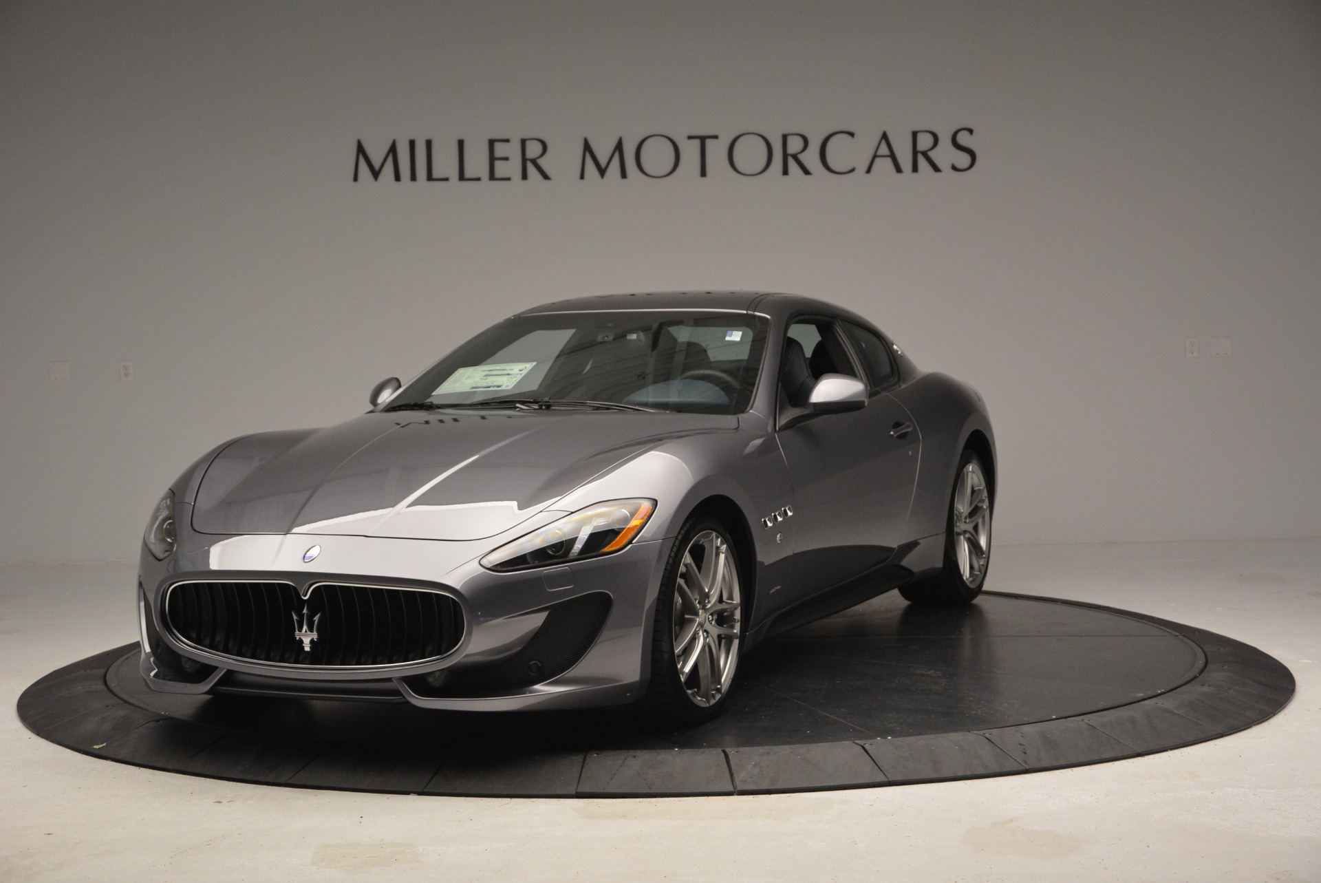 Pre Owned 2016 Maserati Granturismo Sport For Sale Miller Motorcars Stock W567a