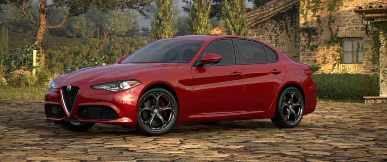 New 2018 Alfa Romeo Giulia Ti Sport | Greenwich, CT