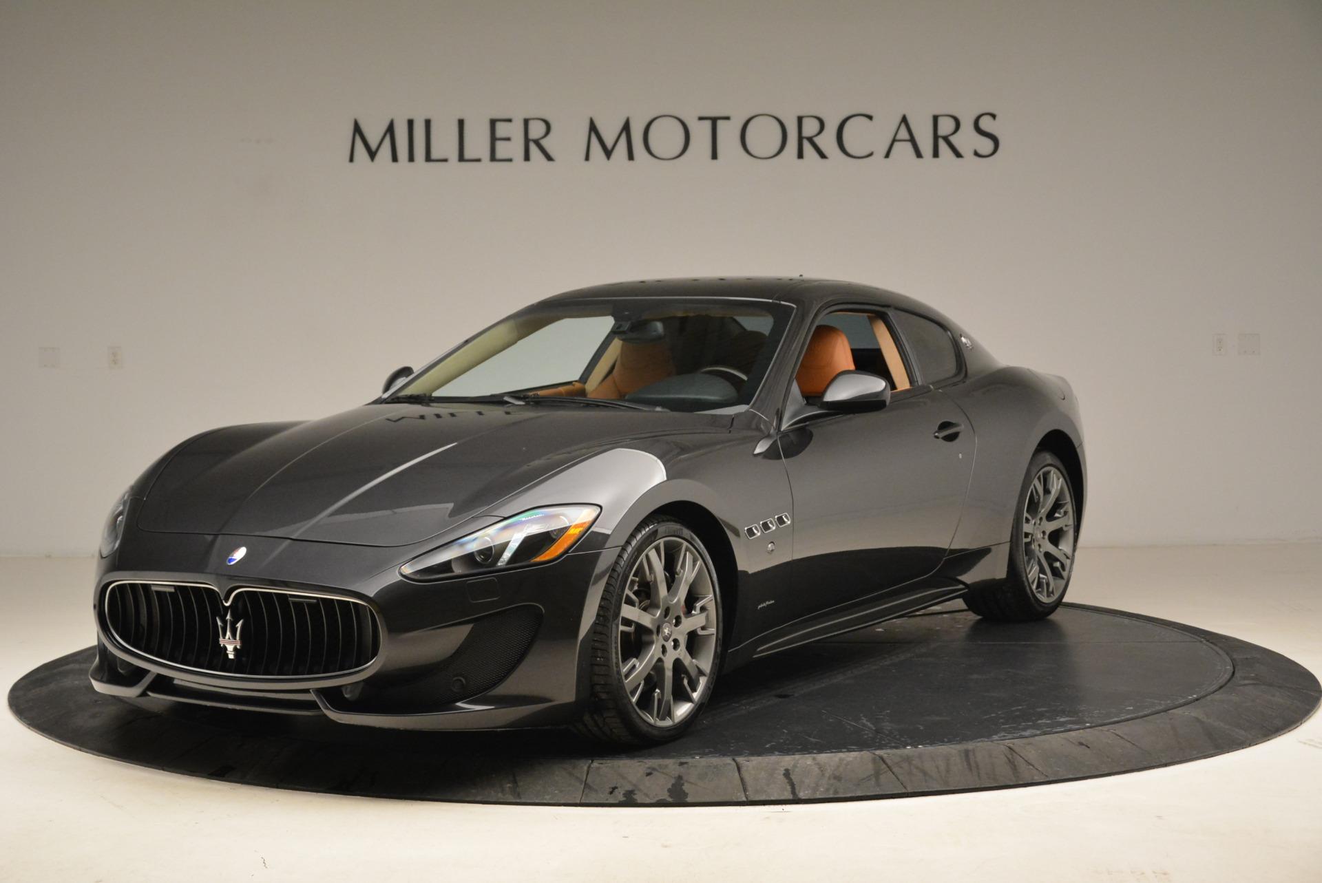 Used 2014 Maserati GranTurismo Sport For Sale (Special ...