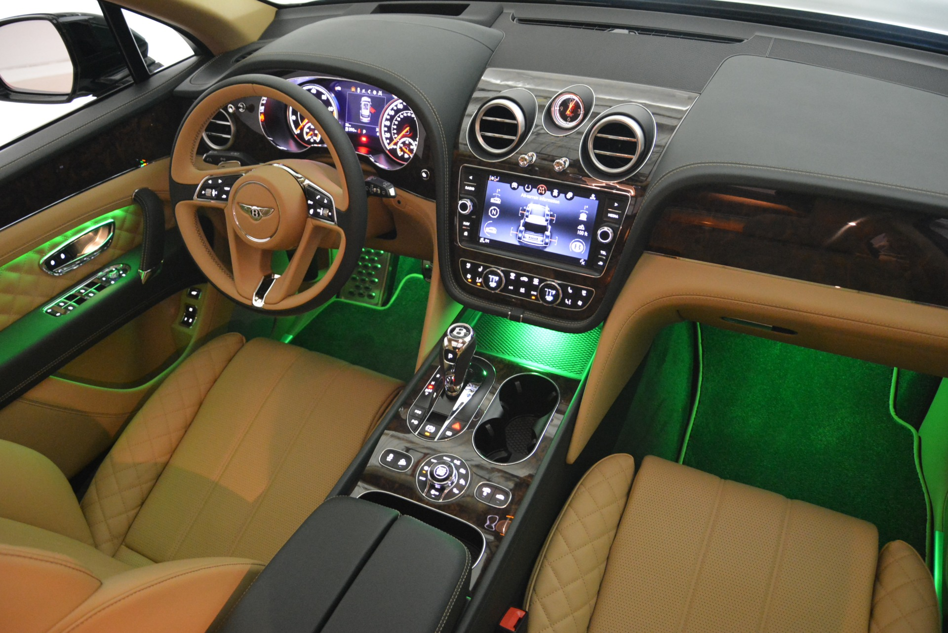 New 2018 Bentley Bentayga Signature For Sale Miller Motorcars Stock B1340
