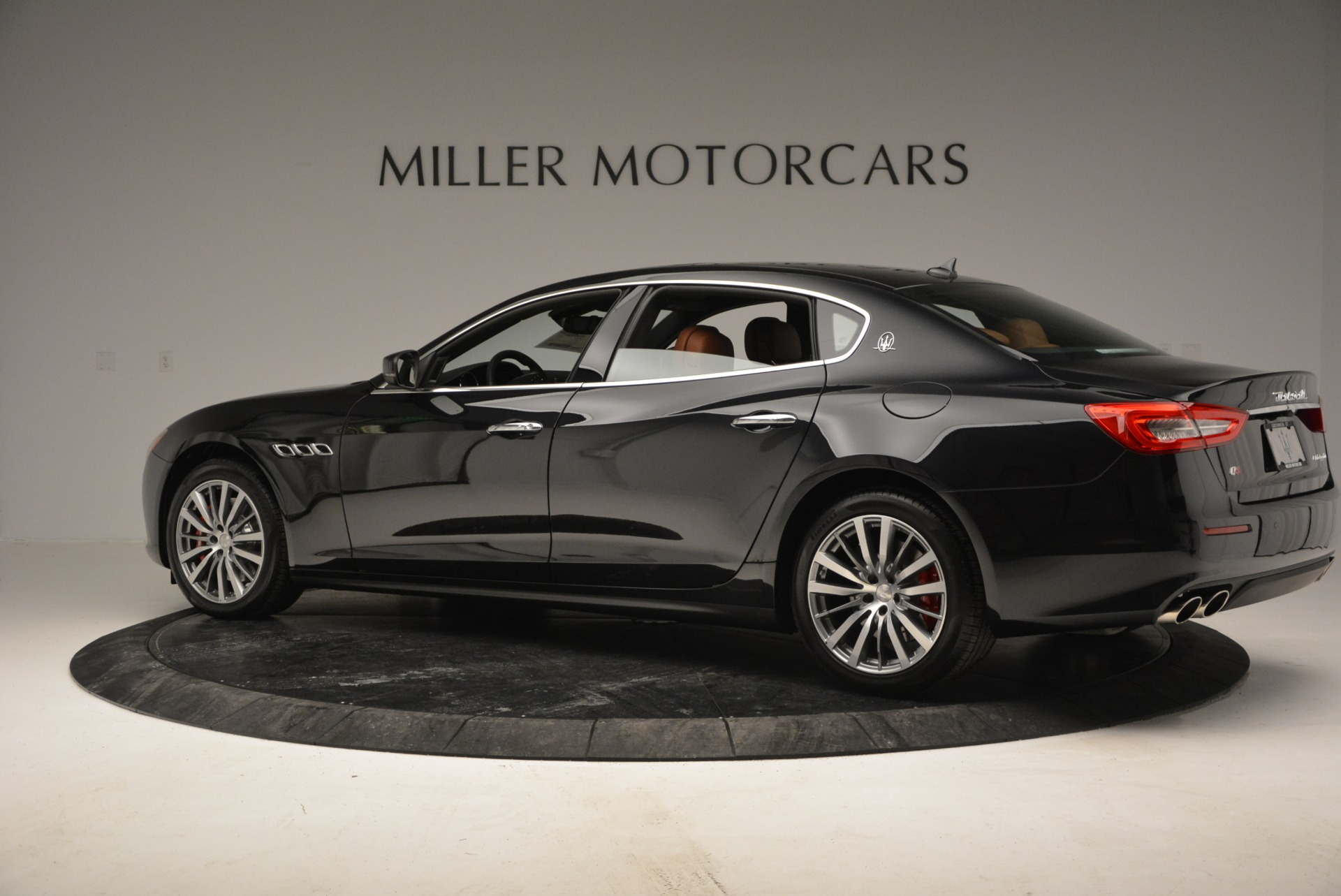 New 2018 Maserati Quattroporte S Q4 For Sale () | Miller Motorcars Stock #W574