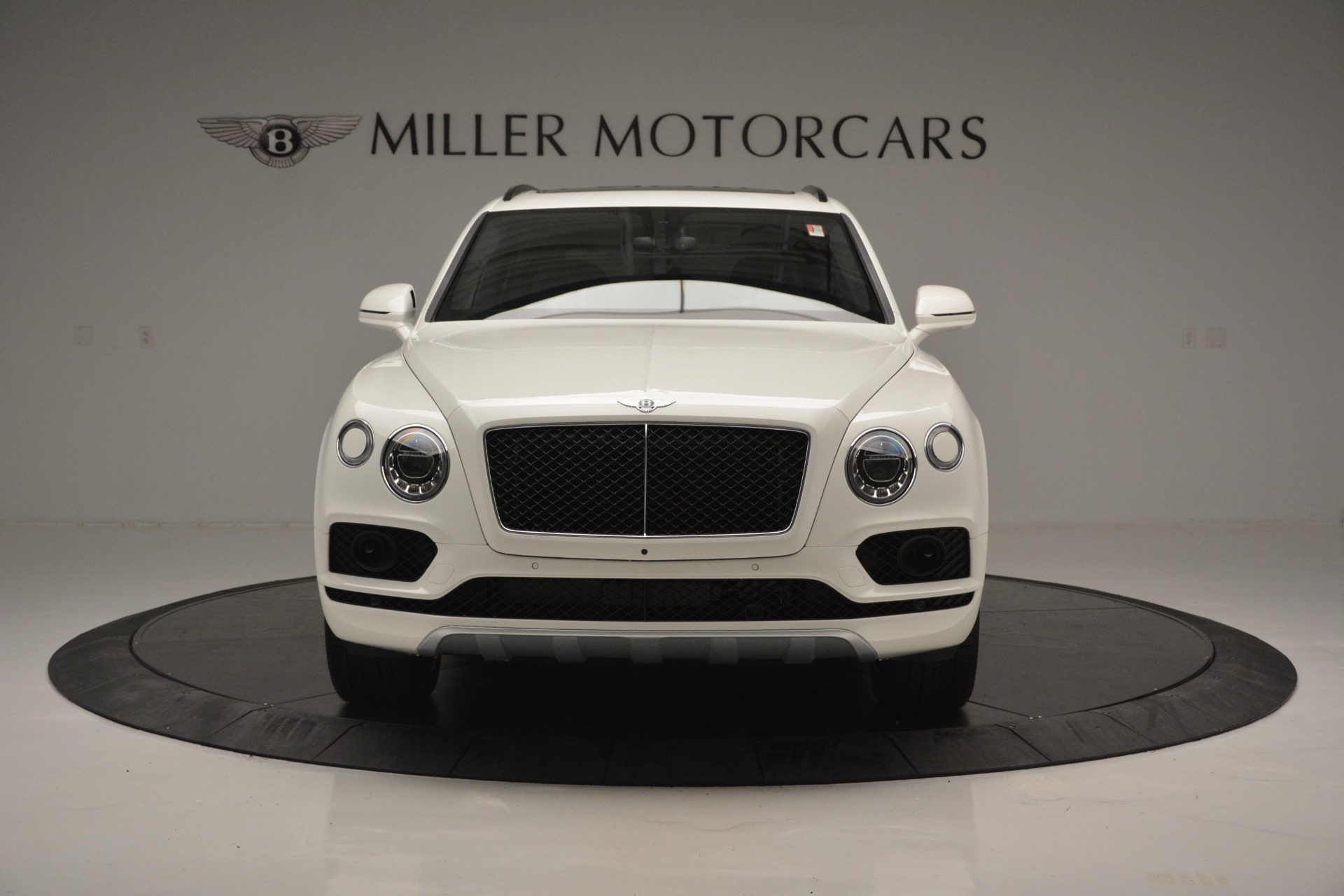 Pre Owned 2019 Bentley Bentayga V8 For Sale Miller Motorcars Stock B1364