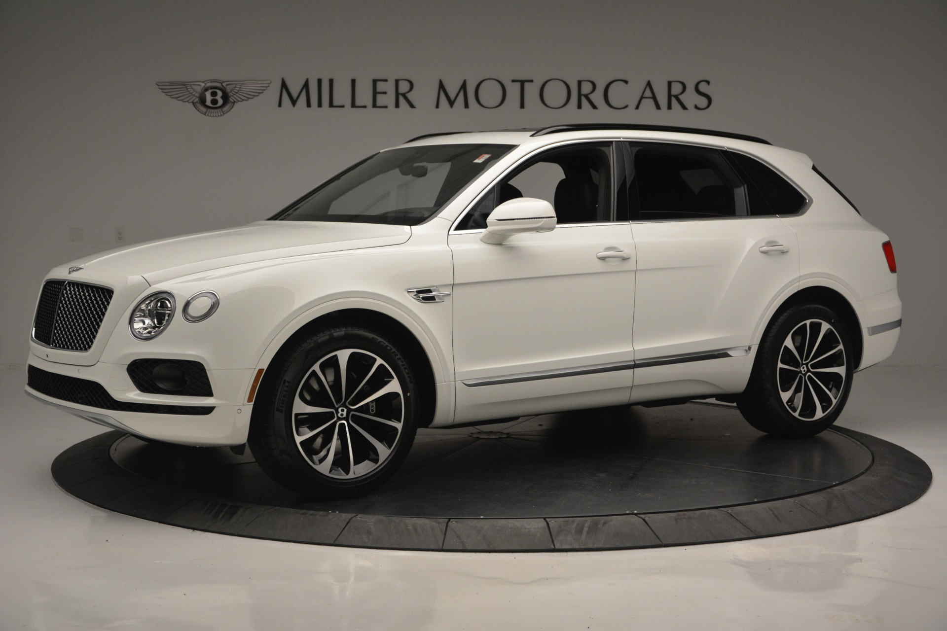 Bentley Bentayga For Sale >> Used 2019 Bentley Bentayga V8 For Sale Miller Motorcars