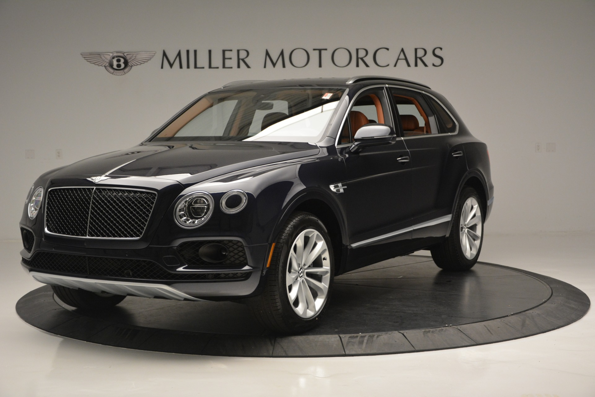 New 2019 Bentley Bentayga V8 For Sale Miller Motorcars Stock B1365