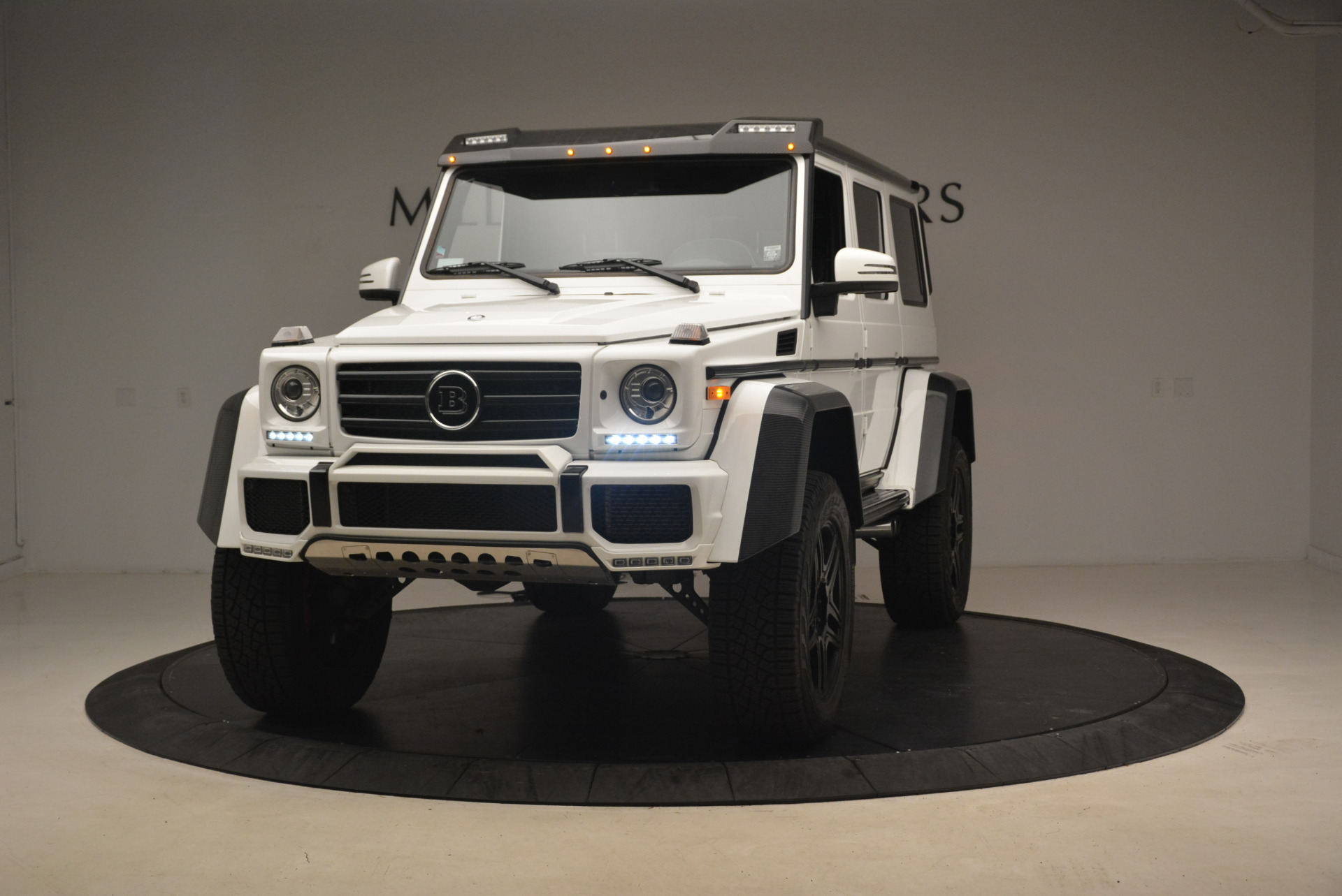 Pre Owned 2017 Mercedes Benz G Class G 550 4x4 Squared For Sale Miller Motorcars Stock 7278a