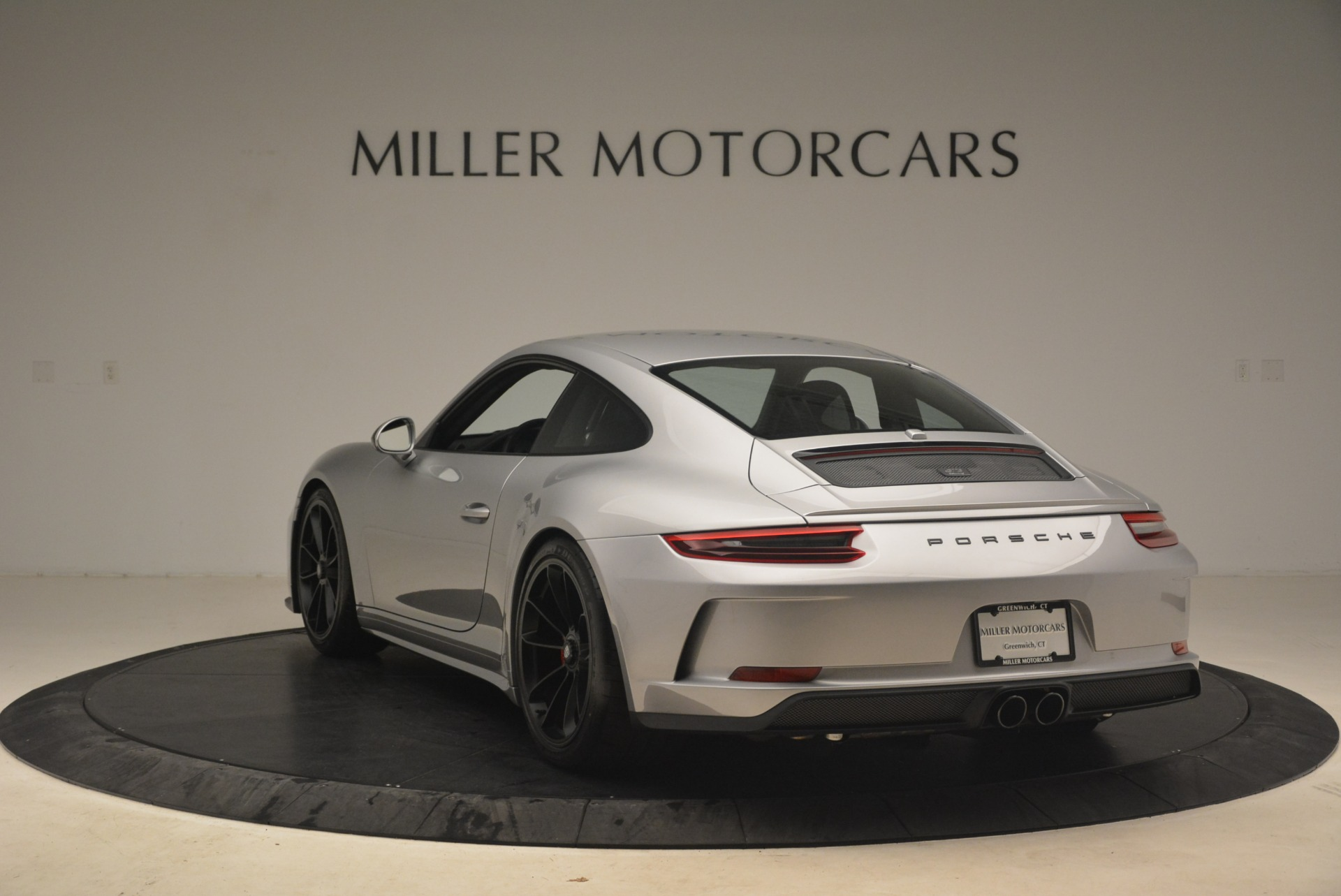 Pre Owned 2018 Porsche 911 Gt3 Touring For Sale Miller Motorcars Stock F1896a