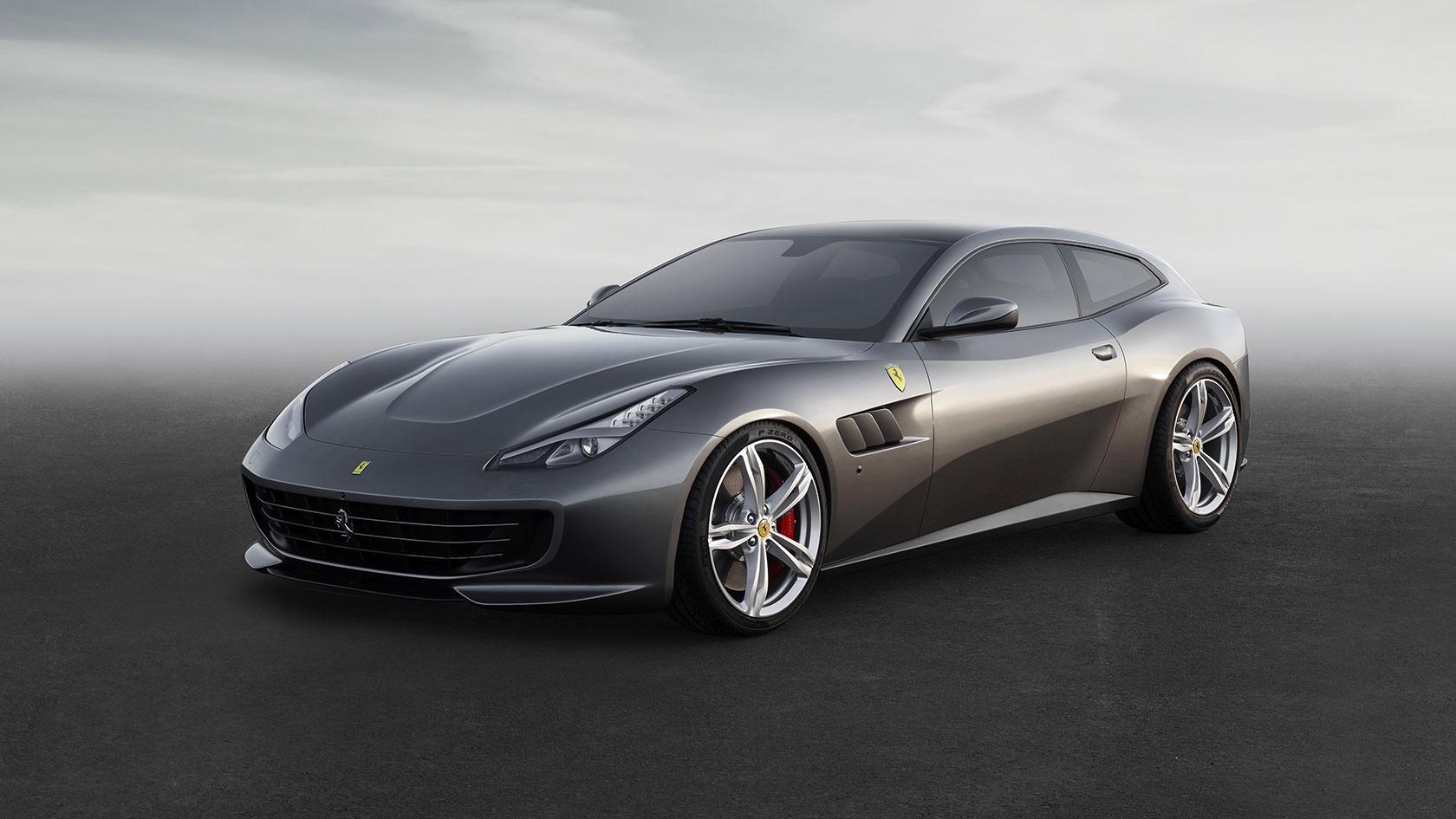 New 2020 Ferrari Gtc4lusso For Sale Miller Motorcars