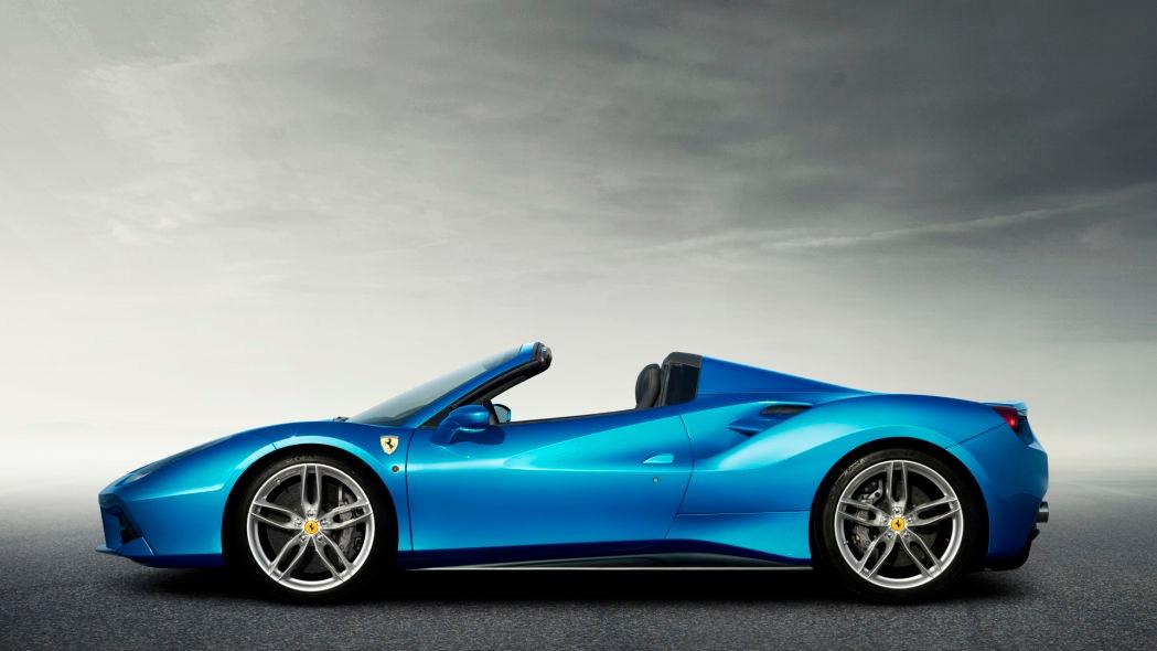 New-2019-Ferrari-488-Spider