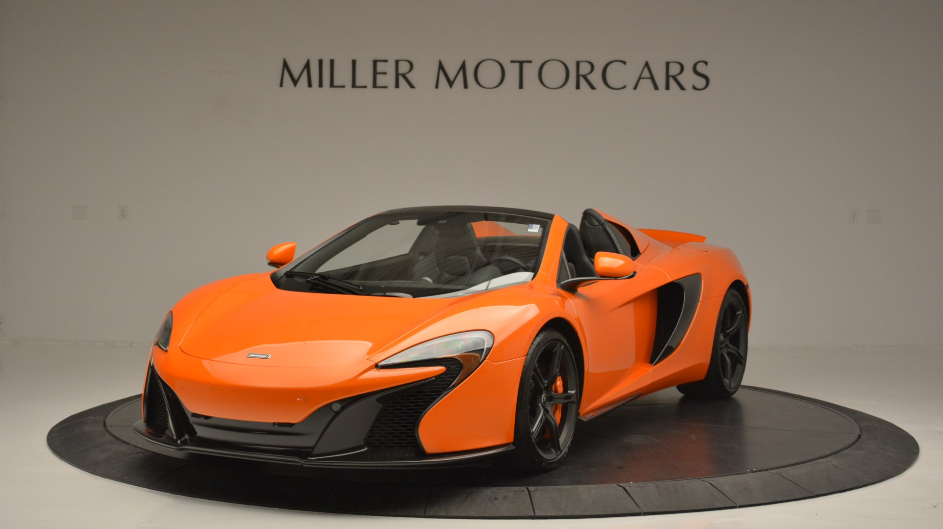 Used-2015-McLaren-650S-Spider-Convertible