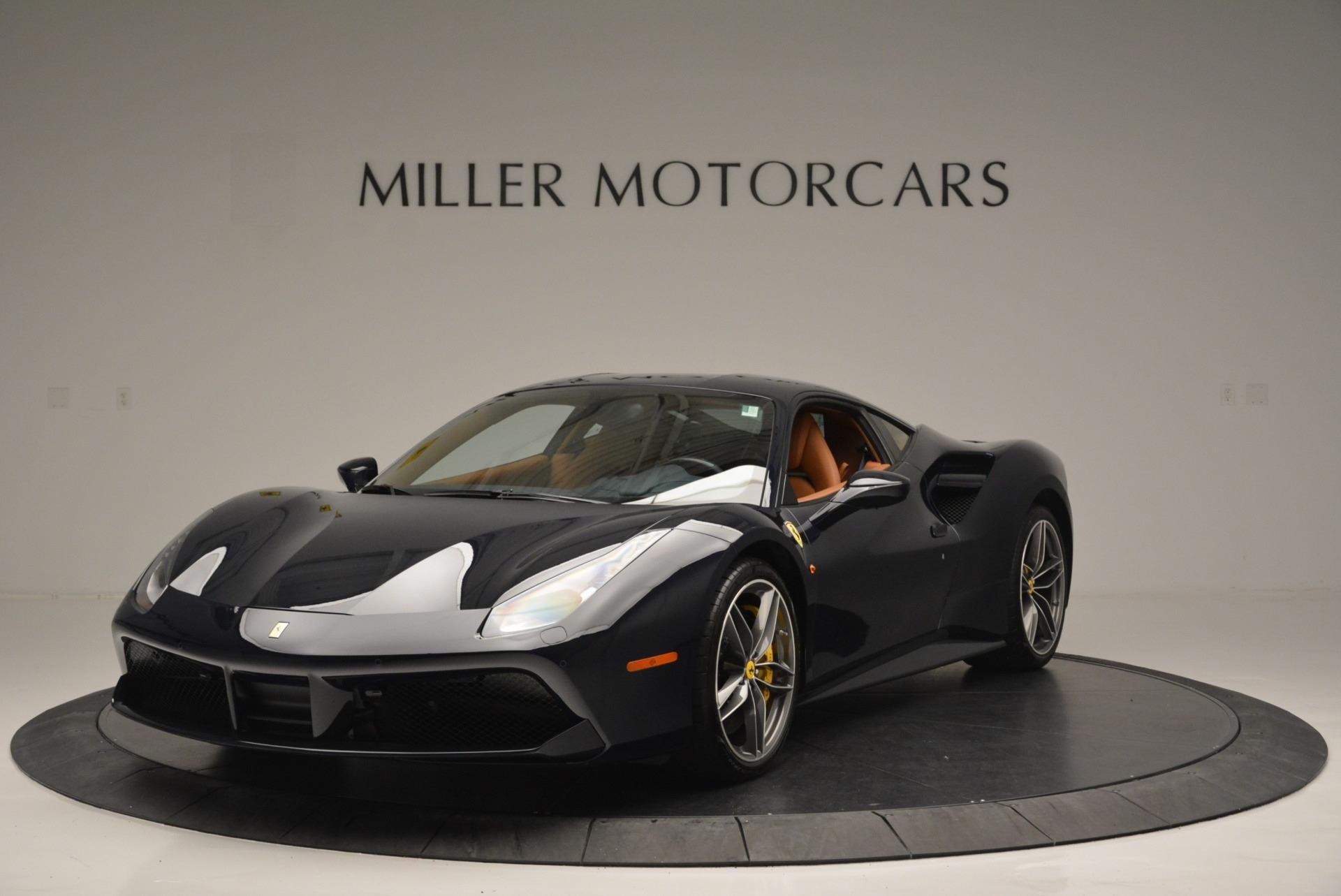Used 2018 Ferrari 488 Gtb For Sale Miller Motorcars