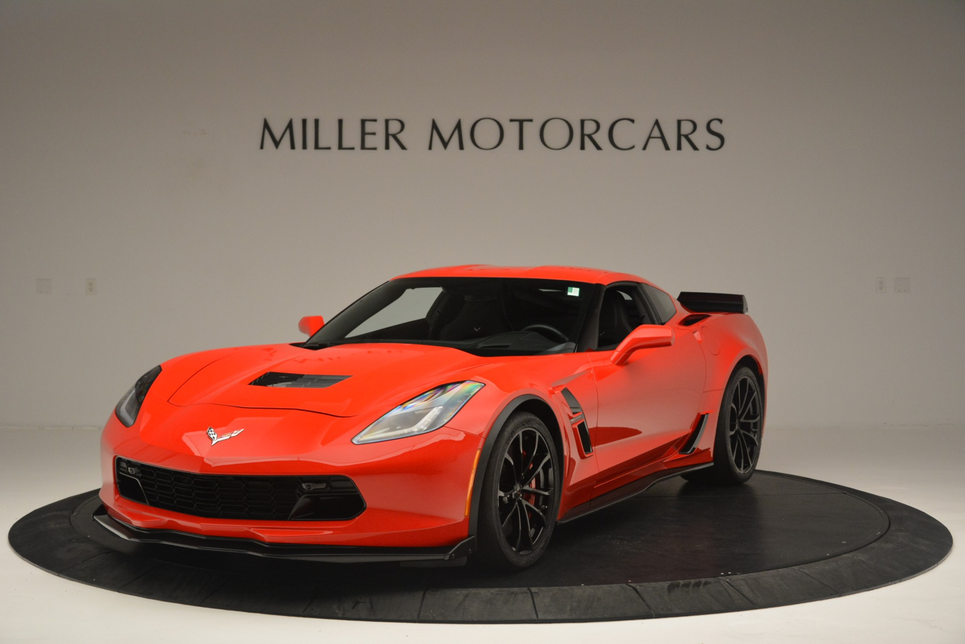 Used 2017 Chevrolet Corvette Grand Sport For