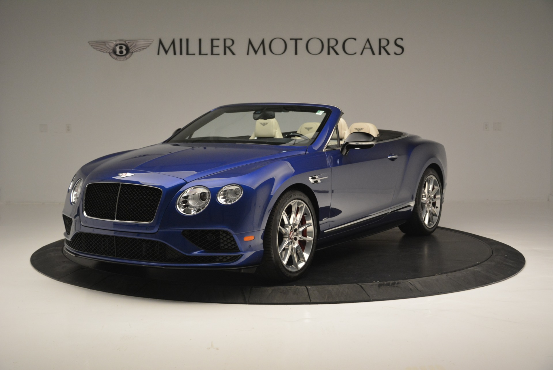 Pre Owned 2016 Bentley Continental Gt V8 S For Sale Miller Motorcars Stock 7415